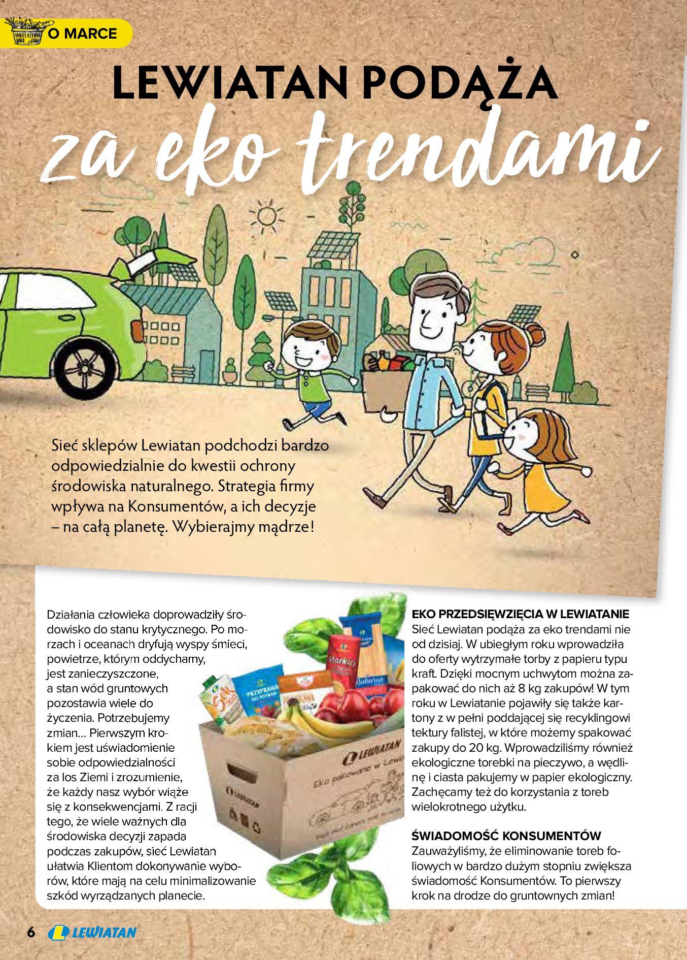 Gazetka Lewiatan: Produkty marki Lewiatan 2020-12-31 page-6