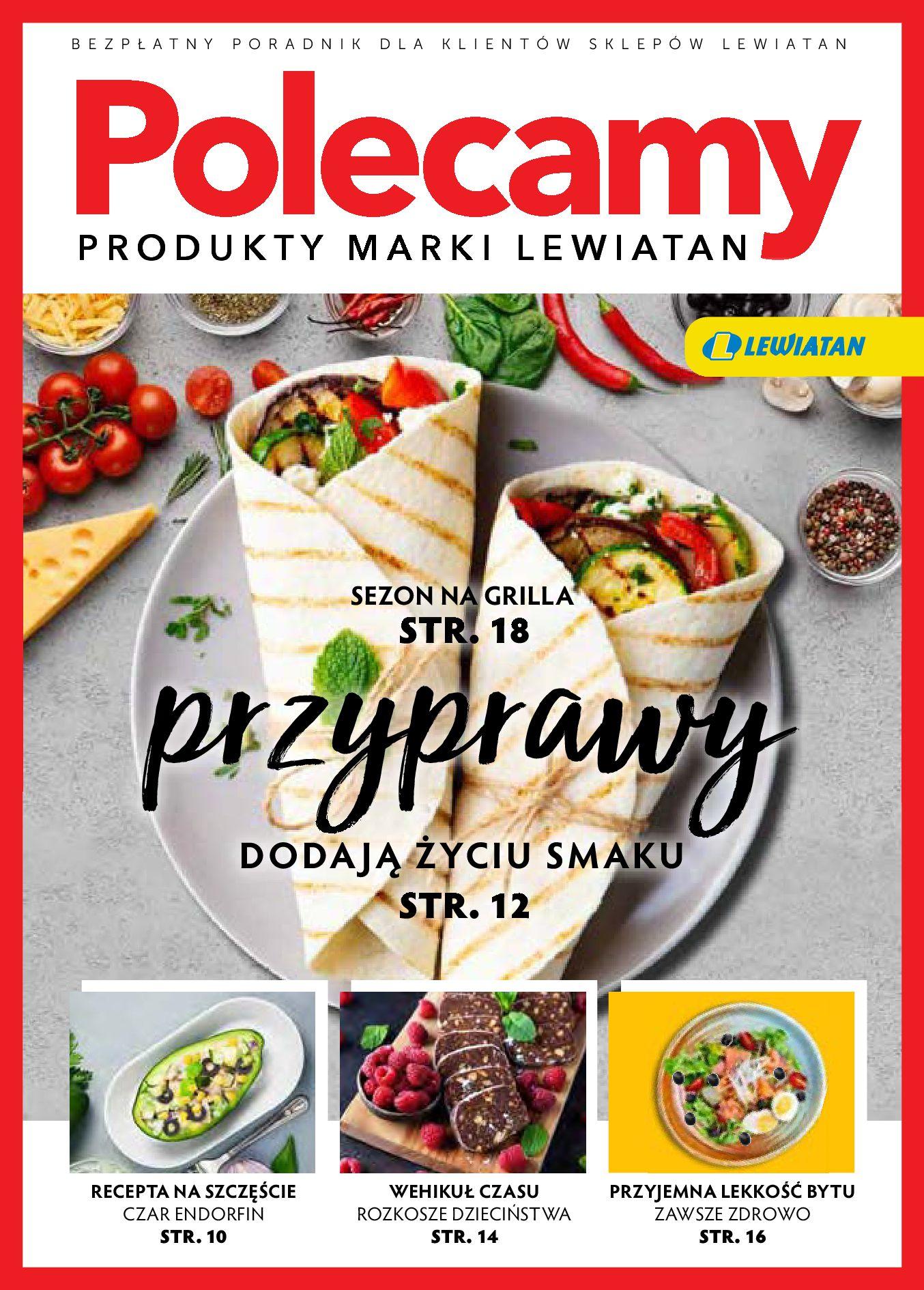 Gazetka Lewiatan: Produkty marki Lewiatan 2020-12-31 page-1