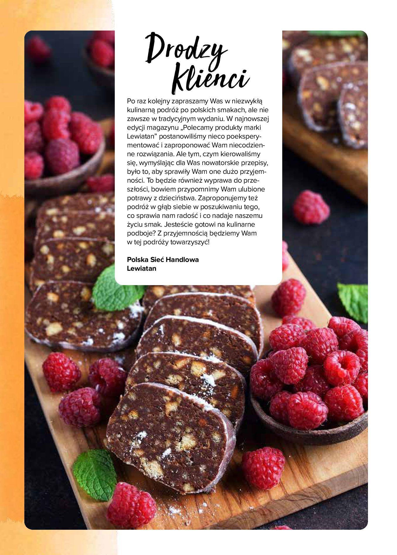 Gazetka Lewiatan: Produkty marki Lewiatan 2020-12-31 page-2