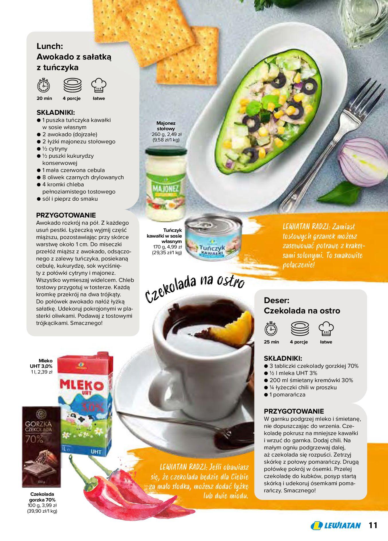 Gazetka Lewiatan: Produkty marki Lewiatan 2020-12-31 page-11