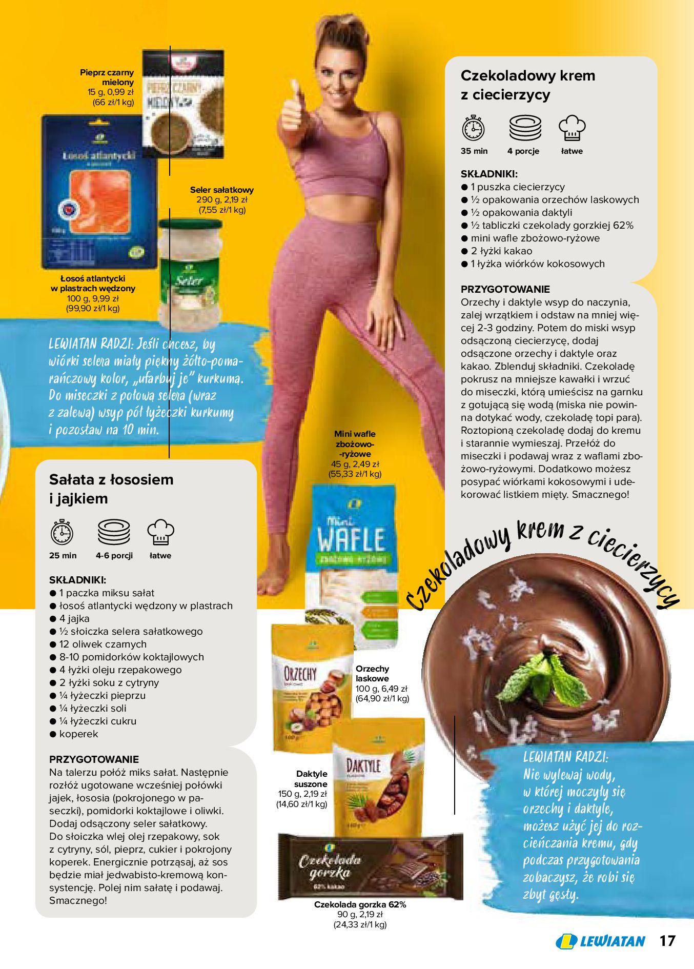 Gazetka Lewiatan: Produkty marki Lewiatan 2020-12-31 page-17