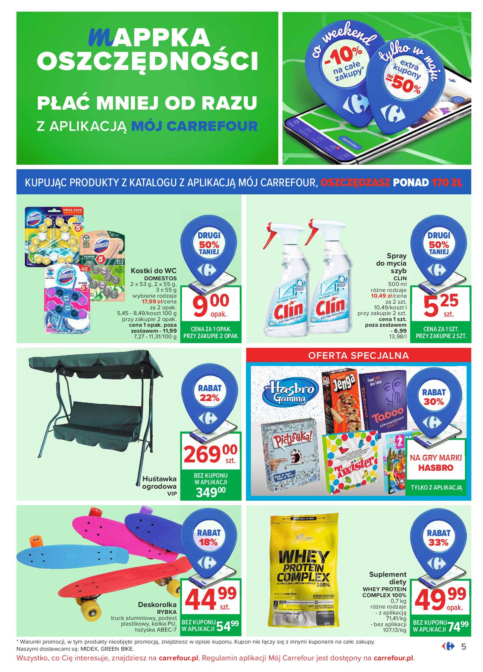 Gazetka Carrefour: Oferta handlowa od 04.05 2021-05-04 page-5