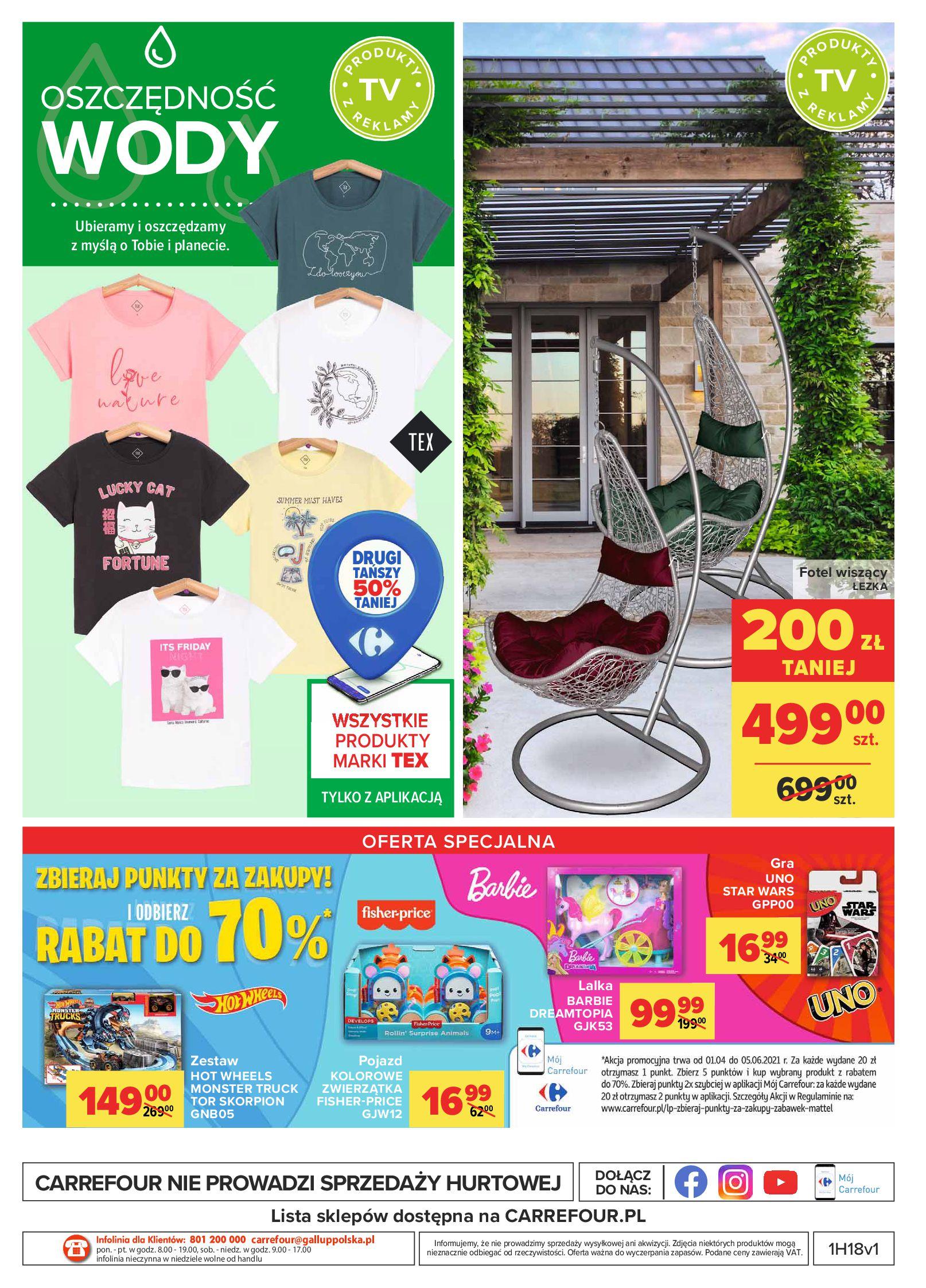 Gazetka Carrefour: Oferta handlowa od 04.05 2021-05-04 page-42