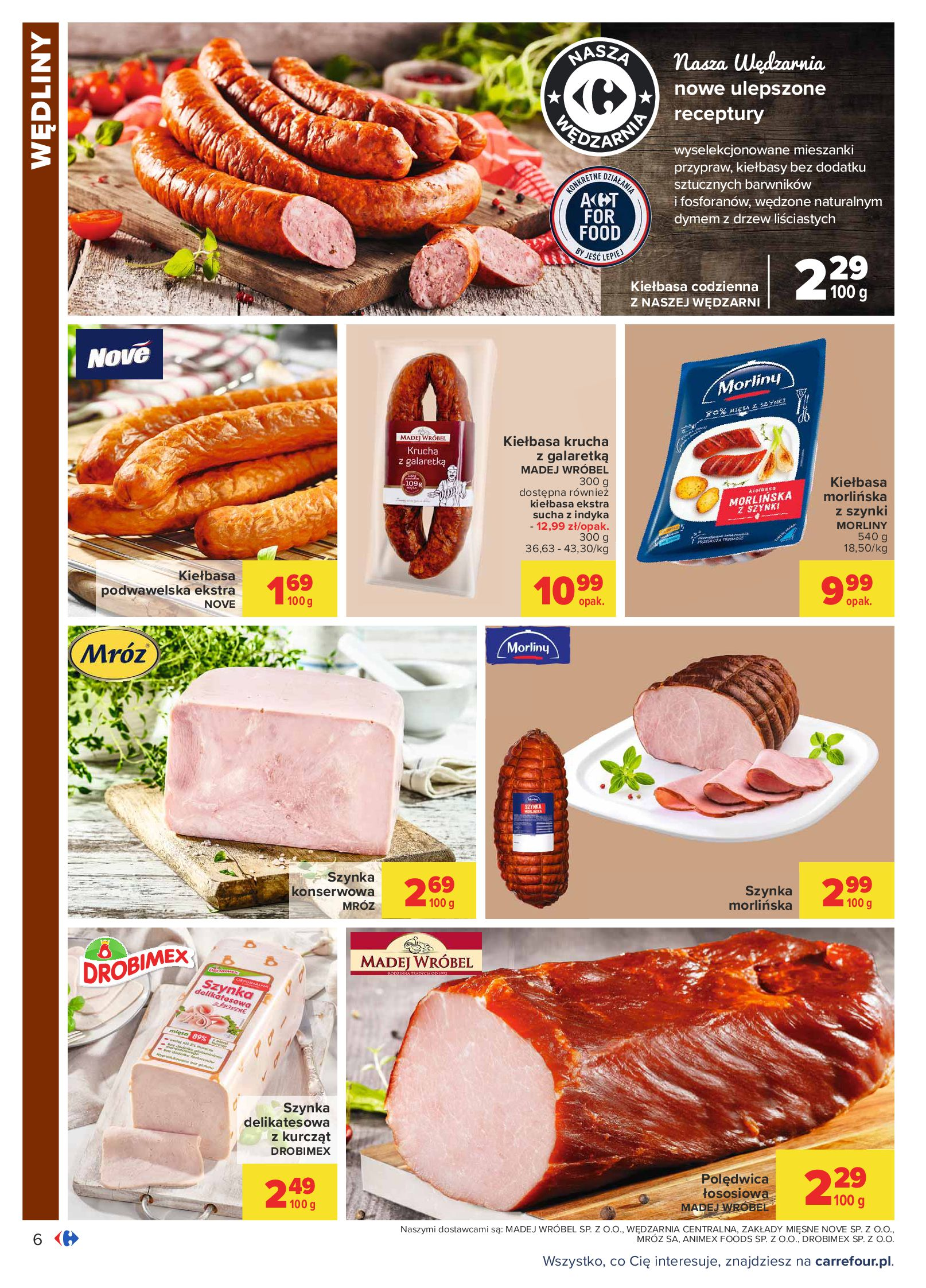Gazetka Carrefour: Oferta handlowa od 04.05 2021-05-04 page-6
