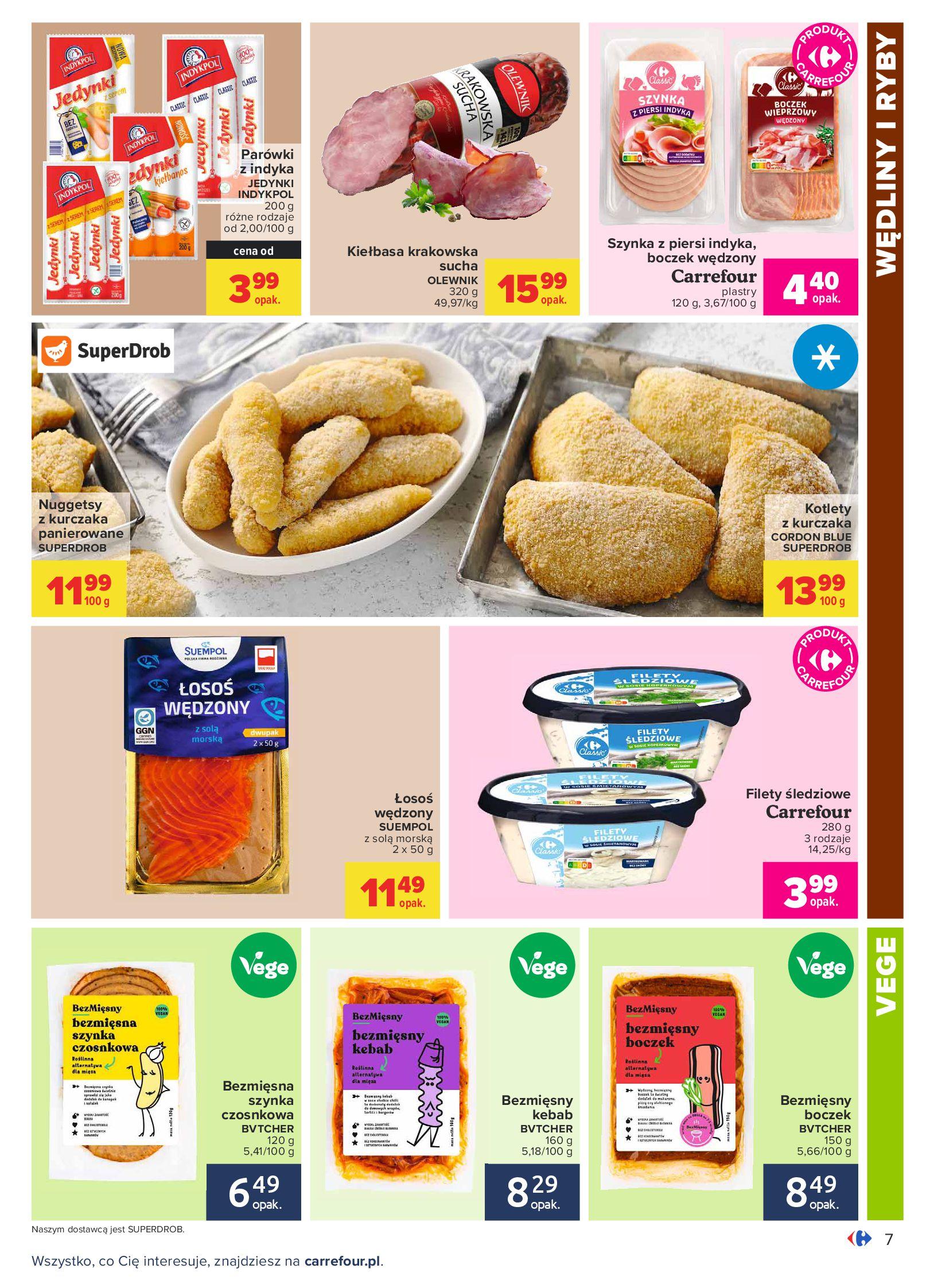 Gazetka Carrefour: Oferta handlowa od 04.05 2021-05-04 page-7