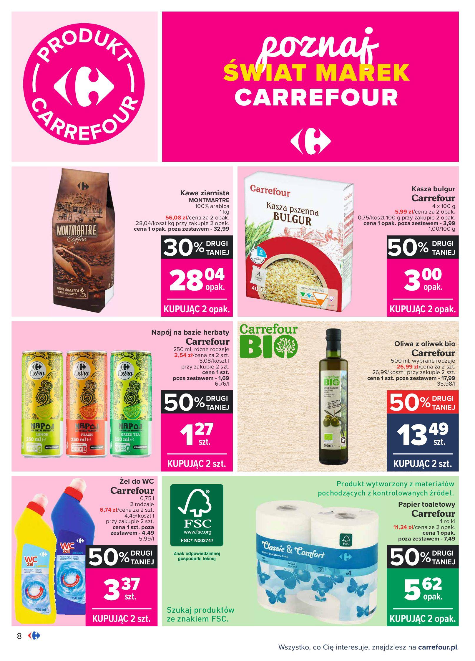 Gazetka Carrefour: Oferta handlowa od 04.05 2021-05-04 page-8