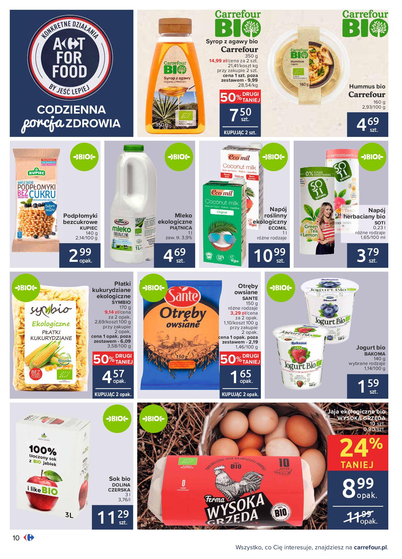 Gazetka Carrefour: Oferta handlowa od 04.05 2021-05-04 page-10