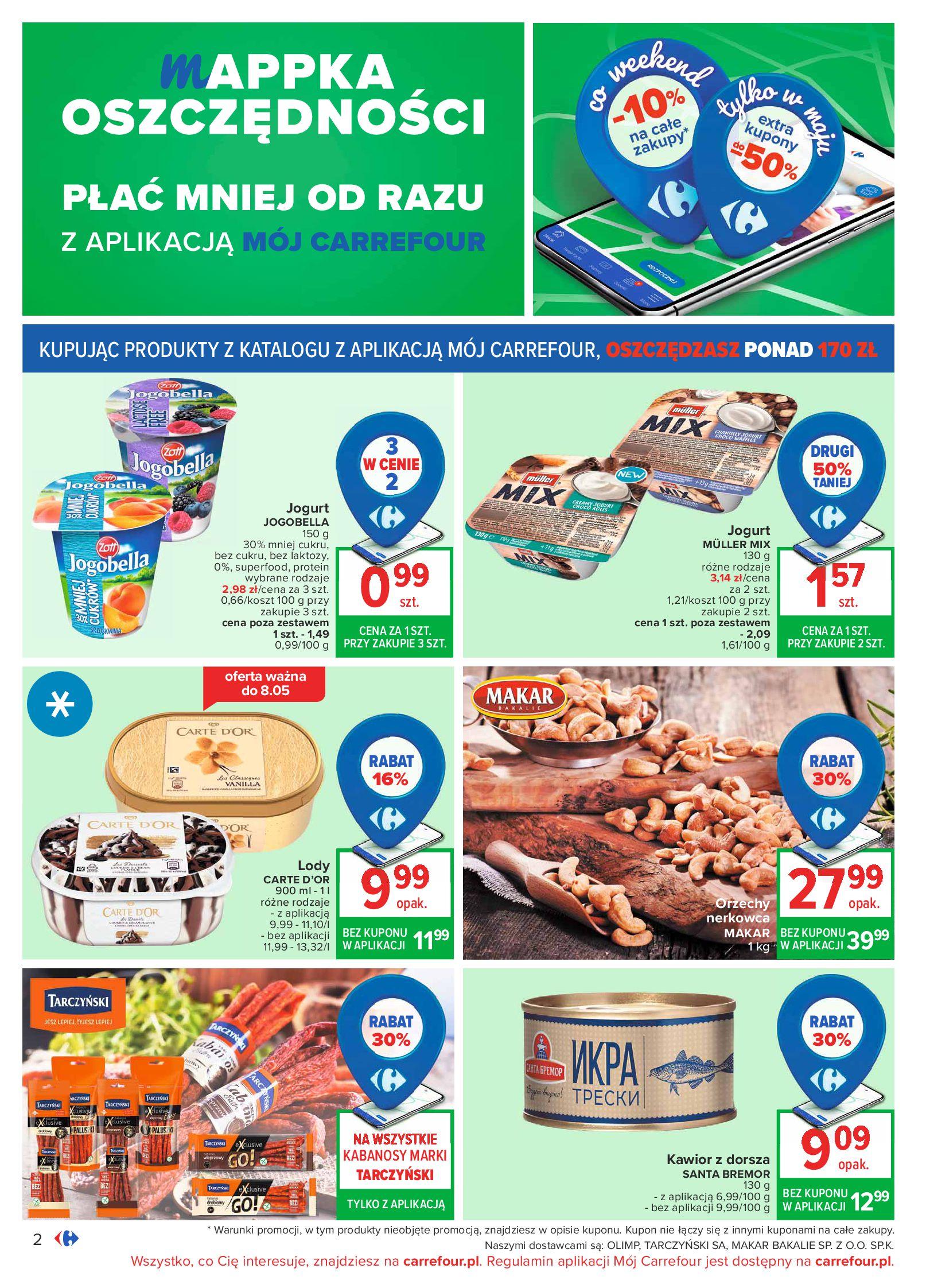 Gazetka Carrefour: Oferta handlowa od 04.05 2021-05-04 page-2
