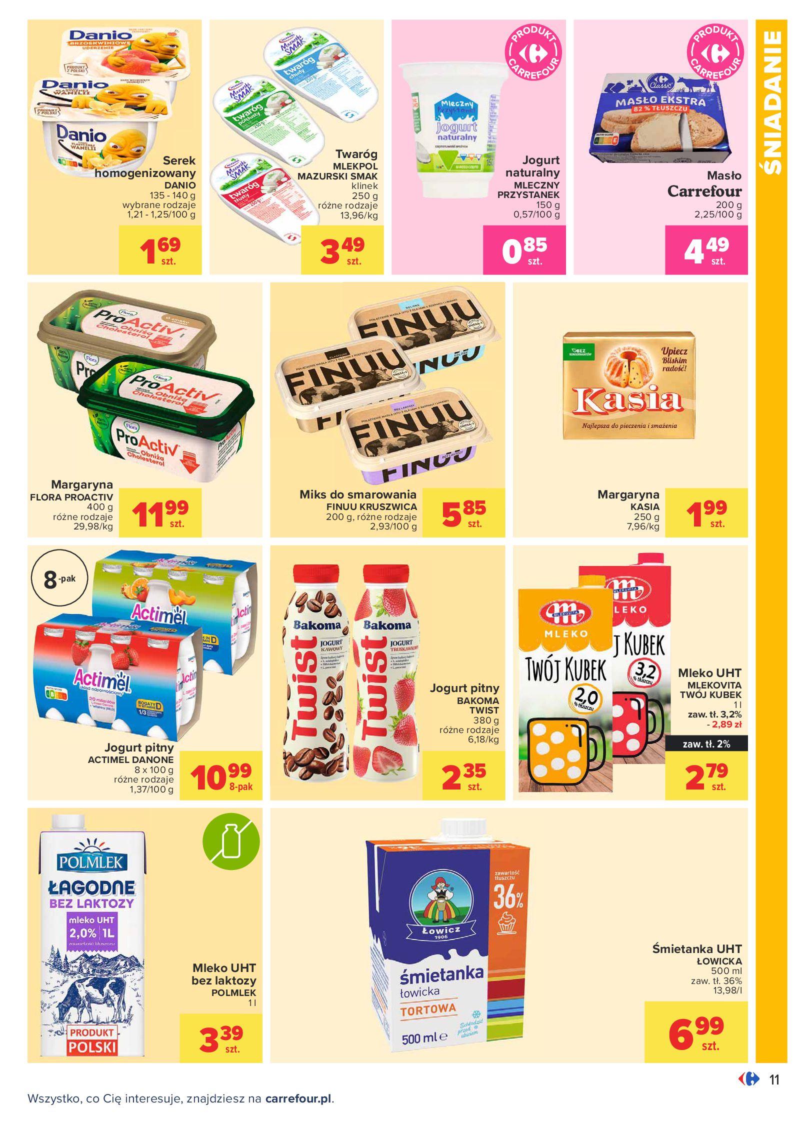 Gazetka Carrefour: Oferta handlowa od 04.05 2021-05-04 page-11