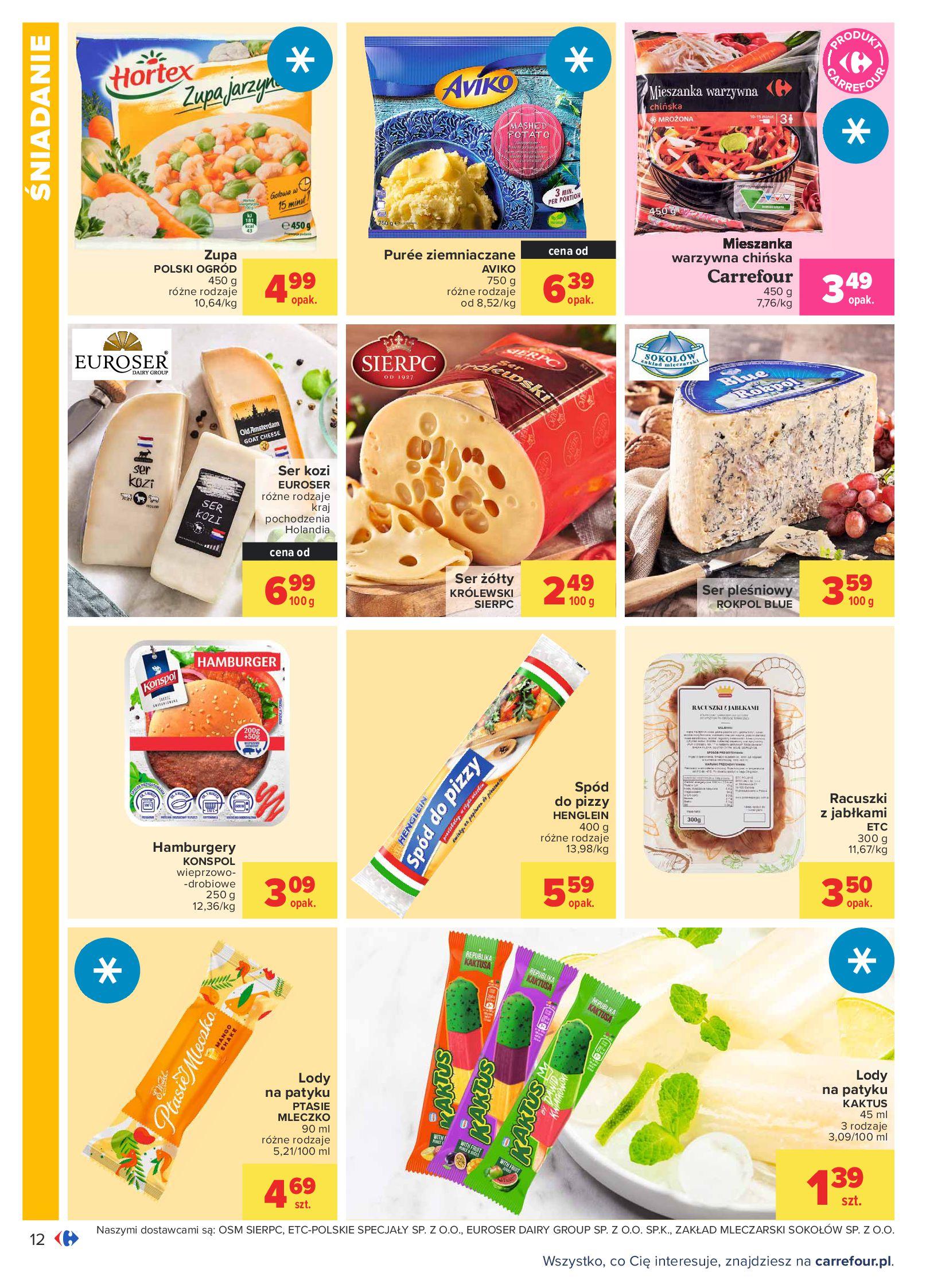 Gazetka Carrefour: Oferta handlowa od 04.05 2021-05-04 page-12