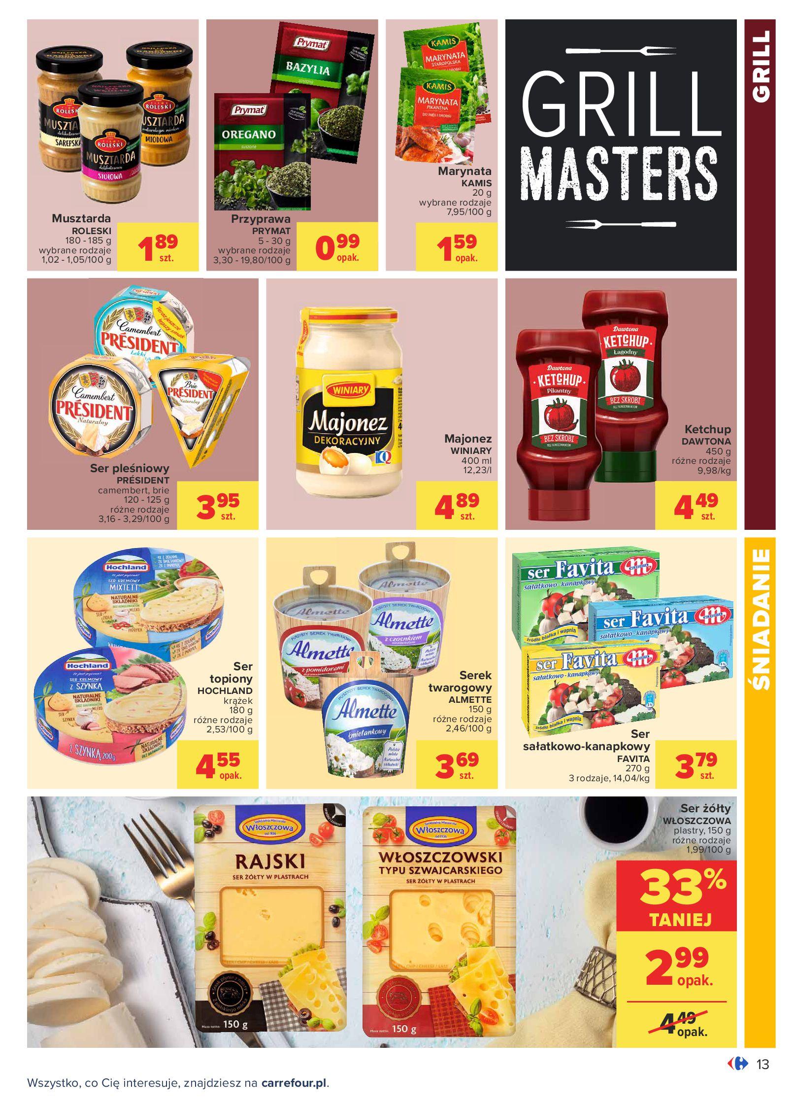 Gazetka Carrefour: Oferta handlowa od 04.05 2021-05-04 page-13