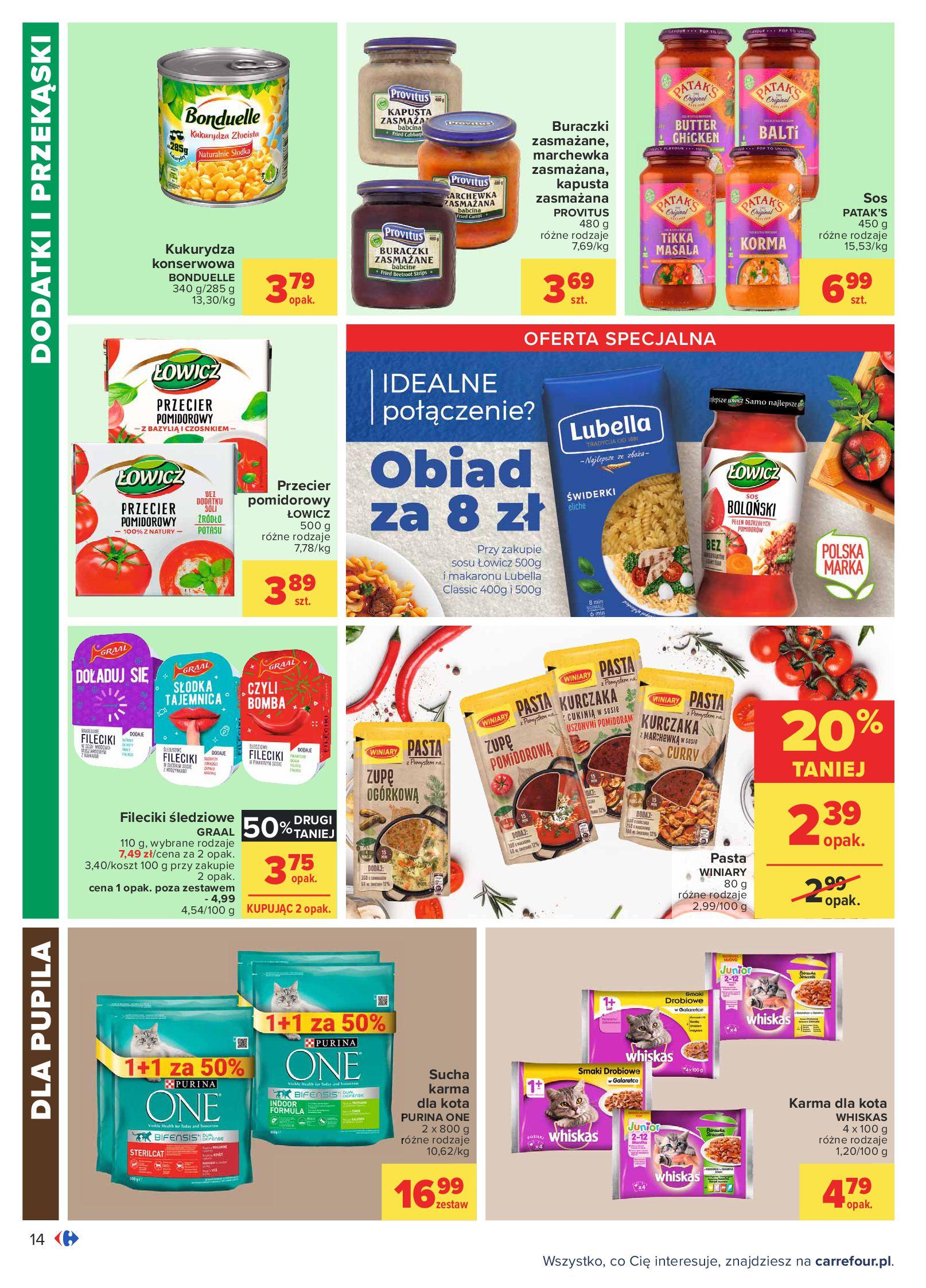Gazetka Carrefour: Oferta handlowa od 04.05 2021-05-04 page-14