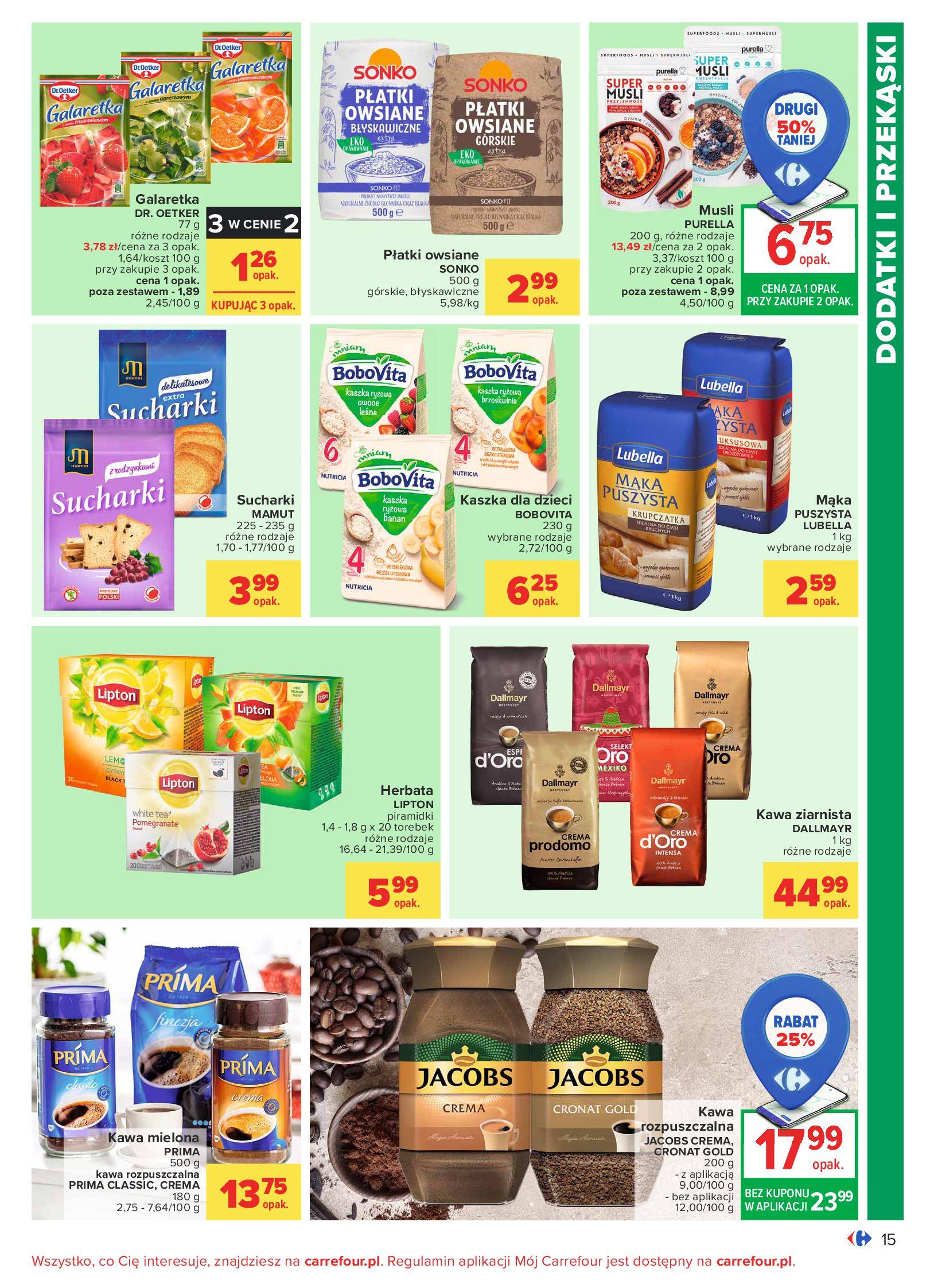 Gazetka Carrefour: Oferta handlowa od 04.05 2021-05-04 page-15