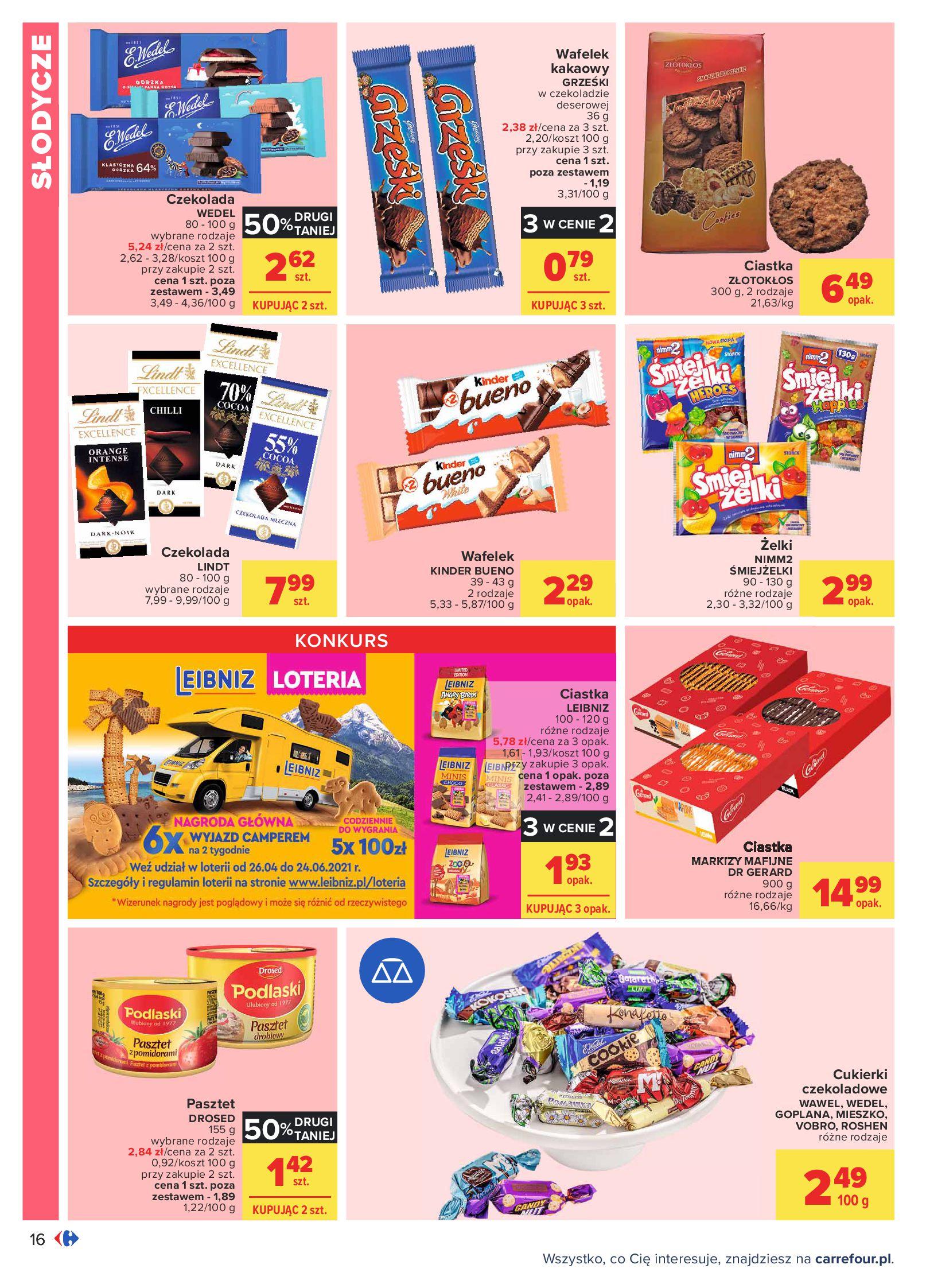 Gazetka Carrefour: Oferta handlowa od 04.05 2021-05-04 page-16