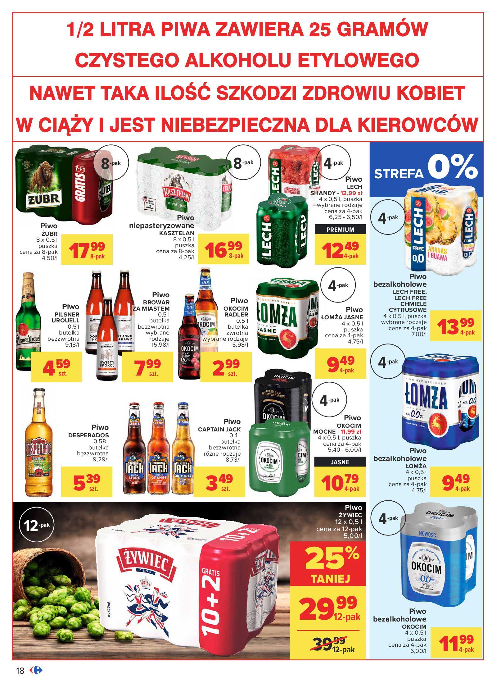 Gazetka Carrefour: Oferta handlowa od 04.05 2021-05-04 page-18