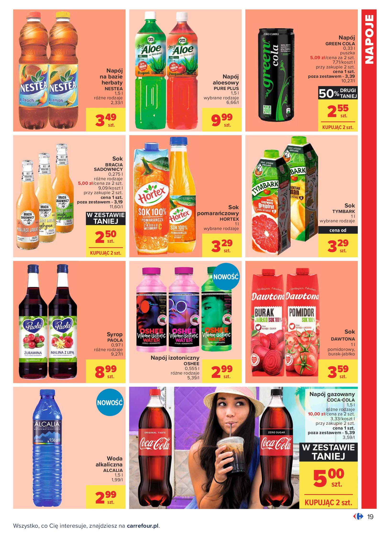 Gazetka Carrefour: Oferta handlowa od 04.05 2021-05-04 page-19