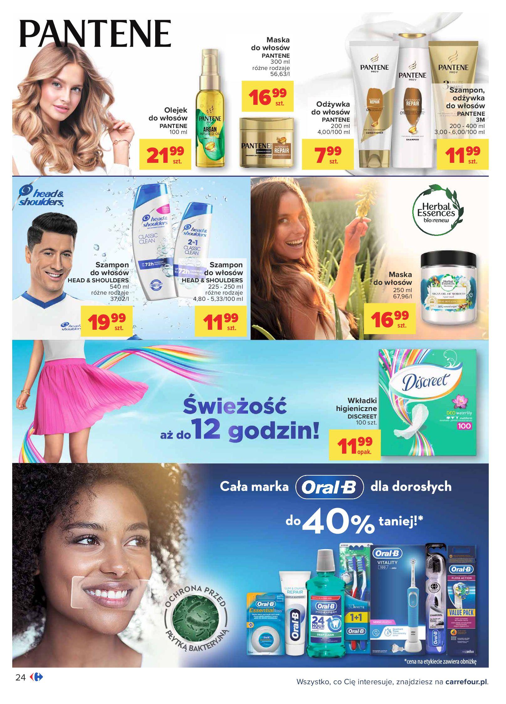 Gazetka Carrefour: Oferta handlowa od 04.05 2021-05-04 page-24