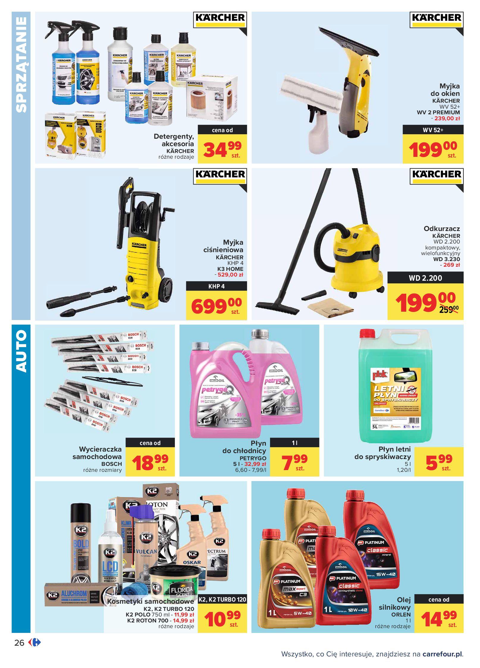 Gazetka Carrefour: Oferta handlowa od 04.05 2021-05-04 page-26