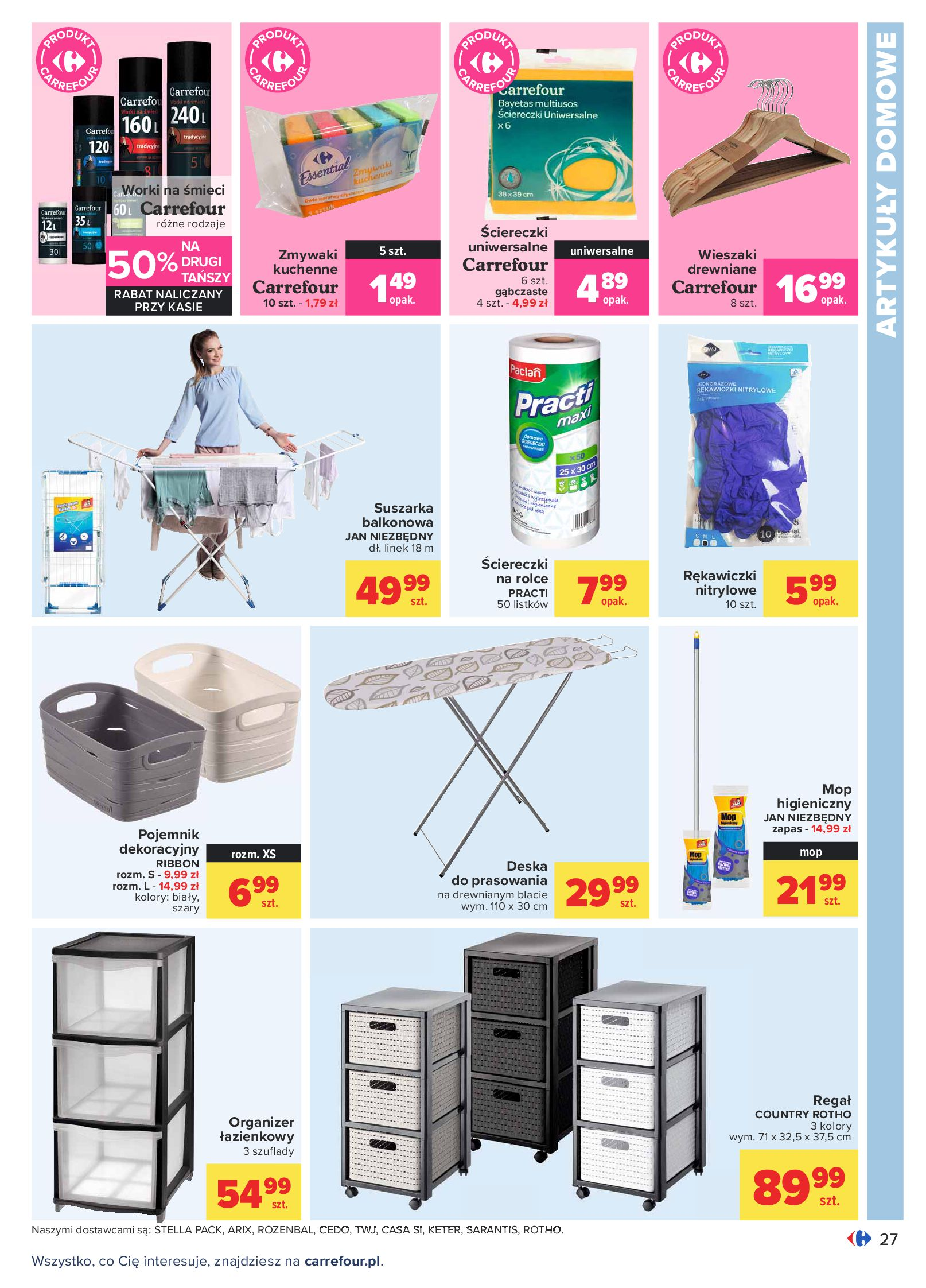 Gazetka Carrefour: Oferta handlowa od 04.05 2021-05-04 page-27