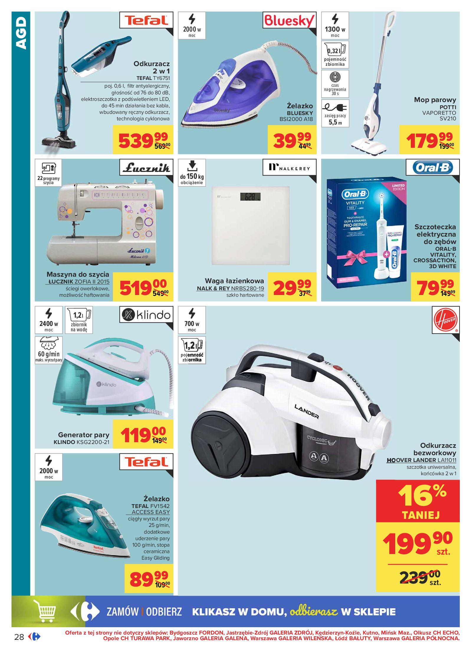 Gazetka Carrefour: Oferta handlowa od 04.05 2021-05-04 page-28