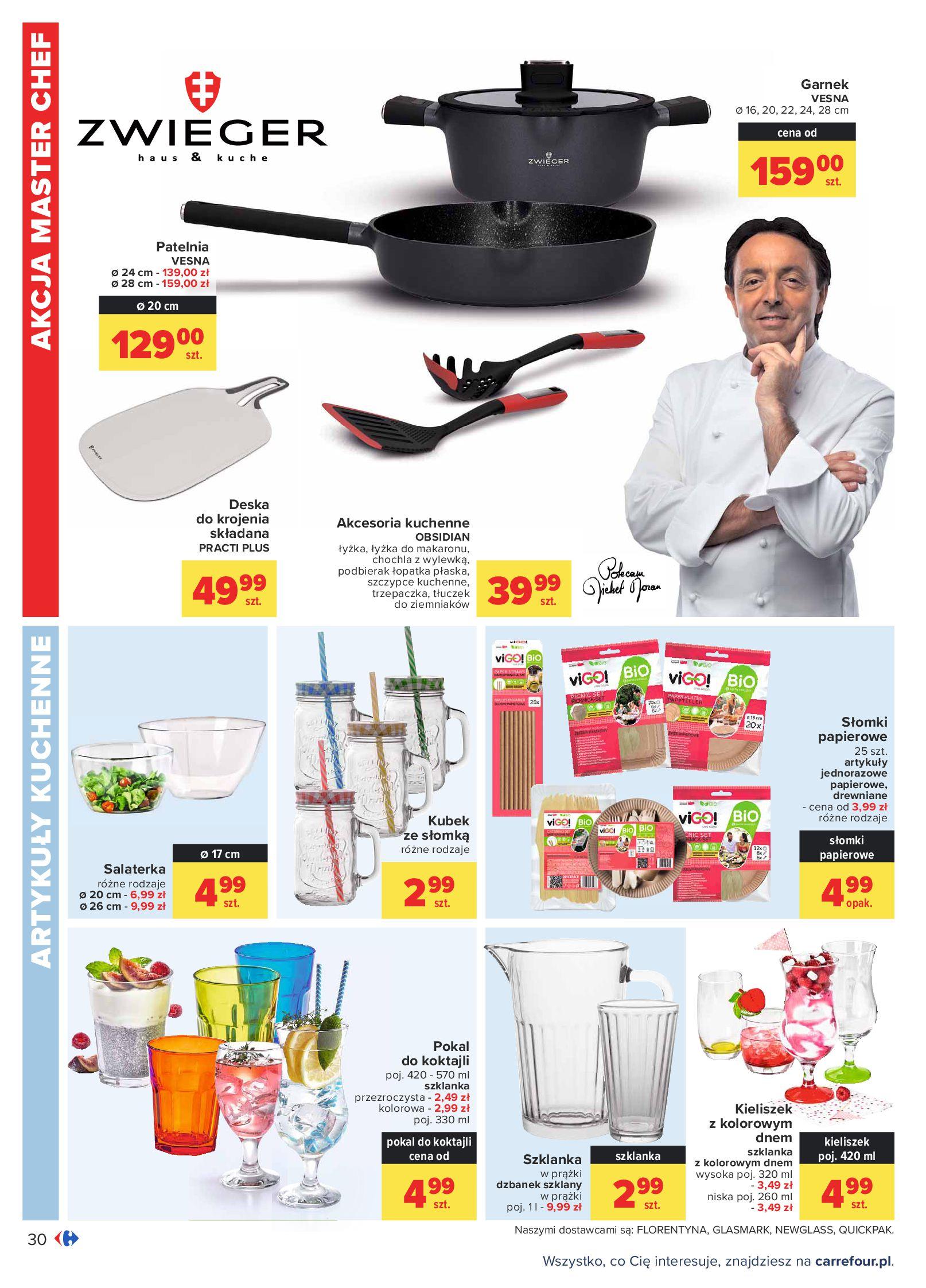 Gazetka Carrefour: Oferta handlowa od 04.05 2021-05-04 page-30