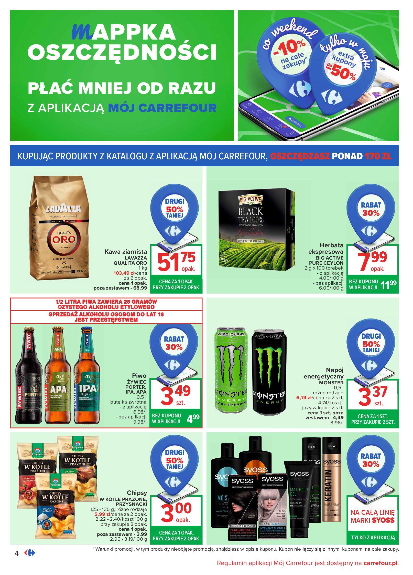 Gazetka Carrefour: Oferta handlowa od 04.05 2021-05-04 page-4
