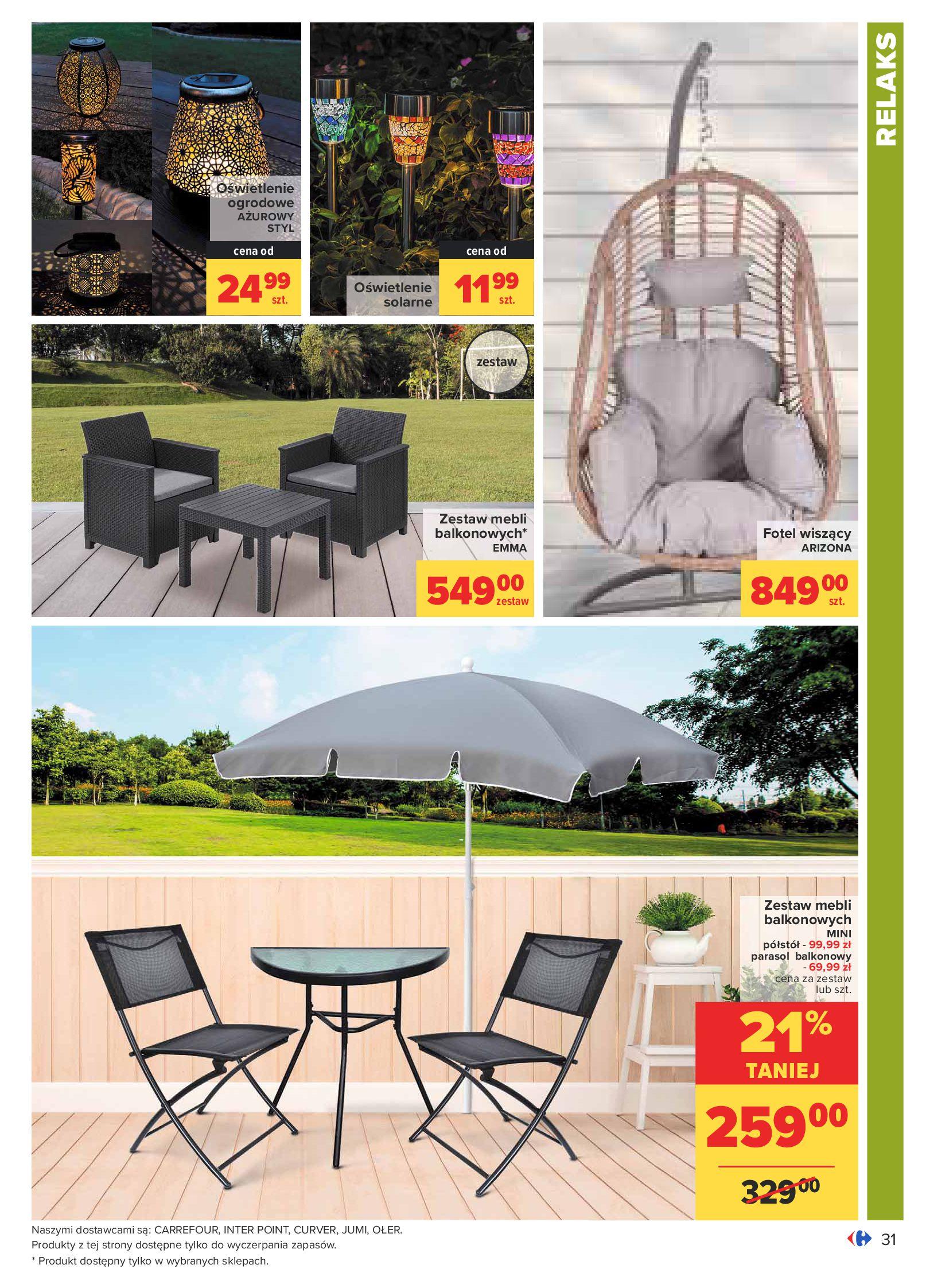 Gazetka Carrefour: Oferta handlowa od 04.05 2021-05-04 page-31