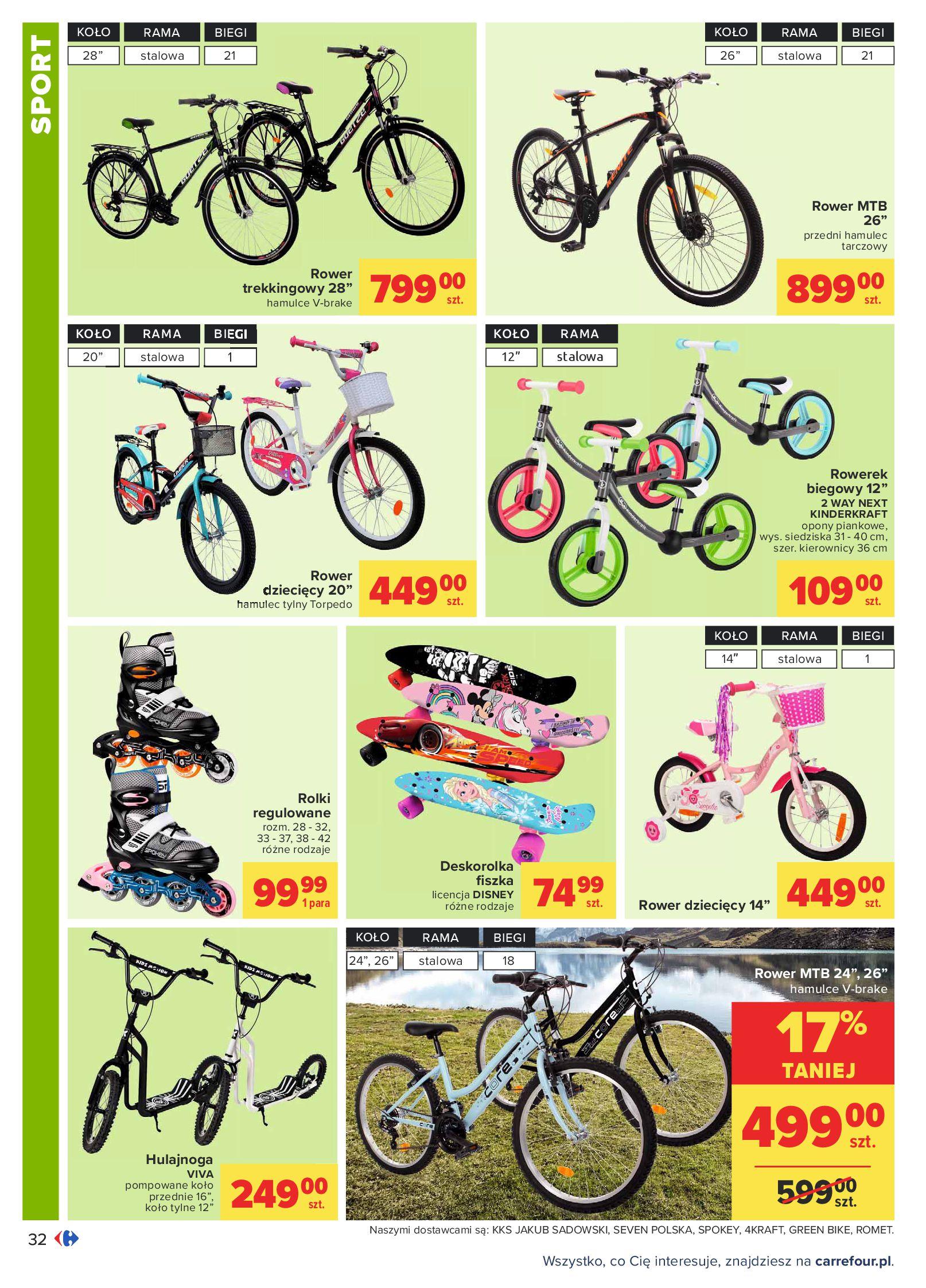 Gazetka Carrefour: Oferta handlowa od 04.05 2021-05-04 page-32