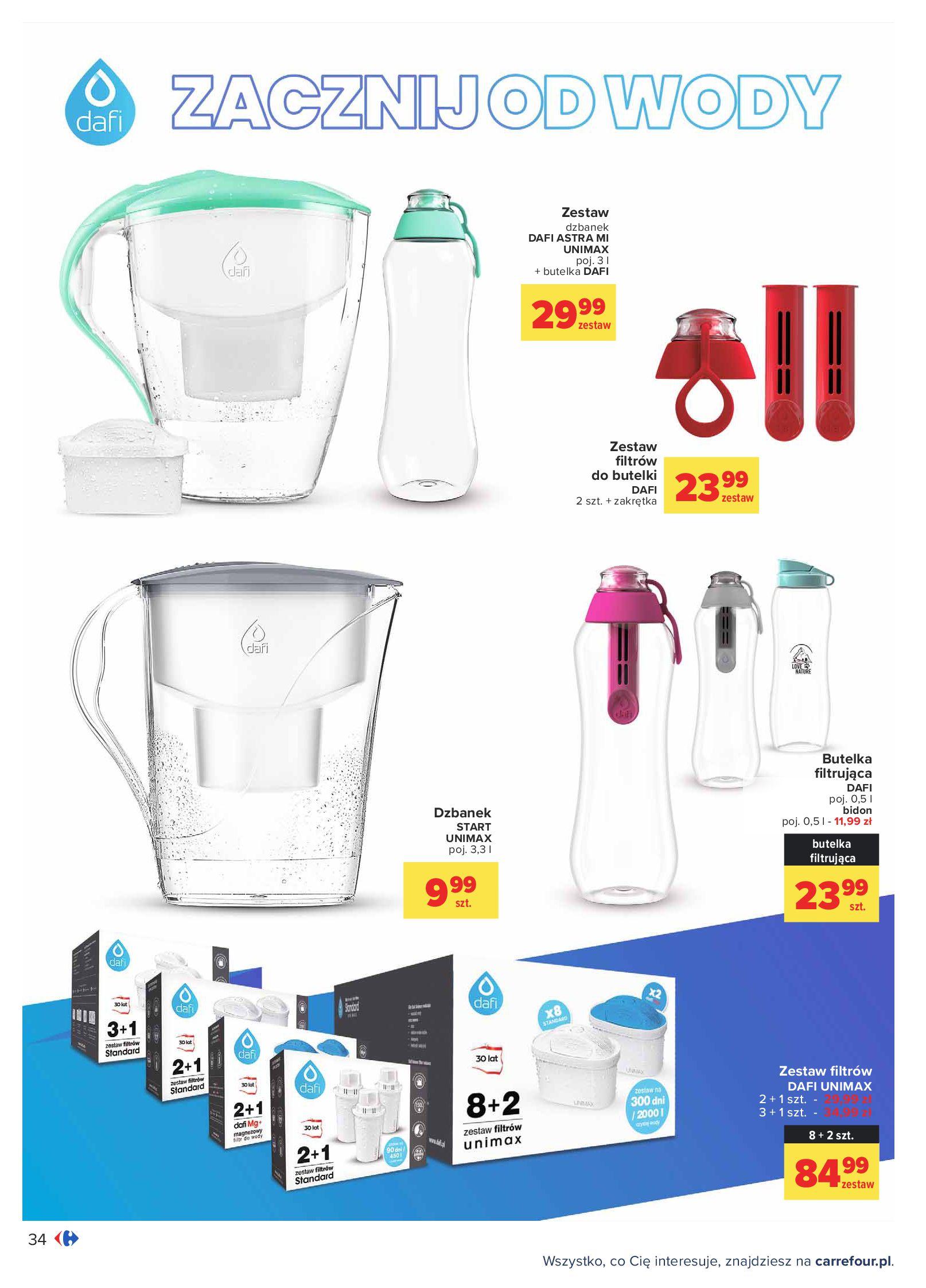Gazetka Carrefour: Oferta handlowa od 04.05 2021-05-04 page-34