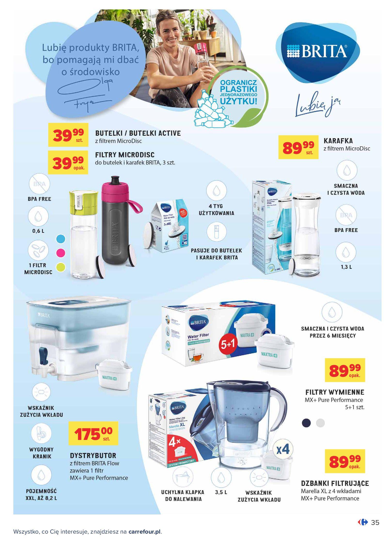 Gazetka Carrefour: Oferta handlowa od 04.05 2021-05-04 page-35