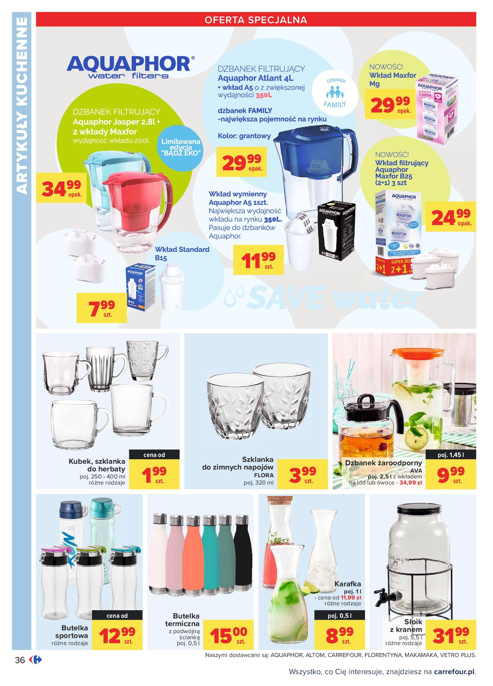 Gazetka Carrefour: Oferta handlowa od 04.05 2021-05-04 page-36