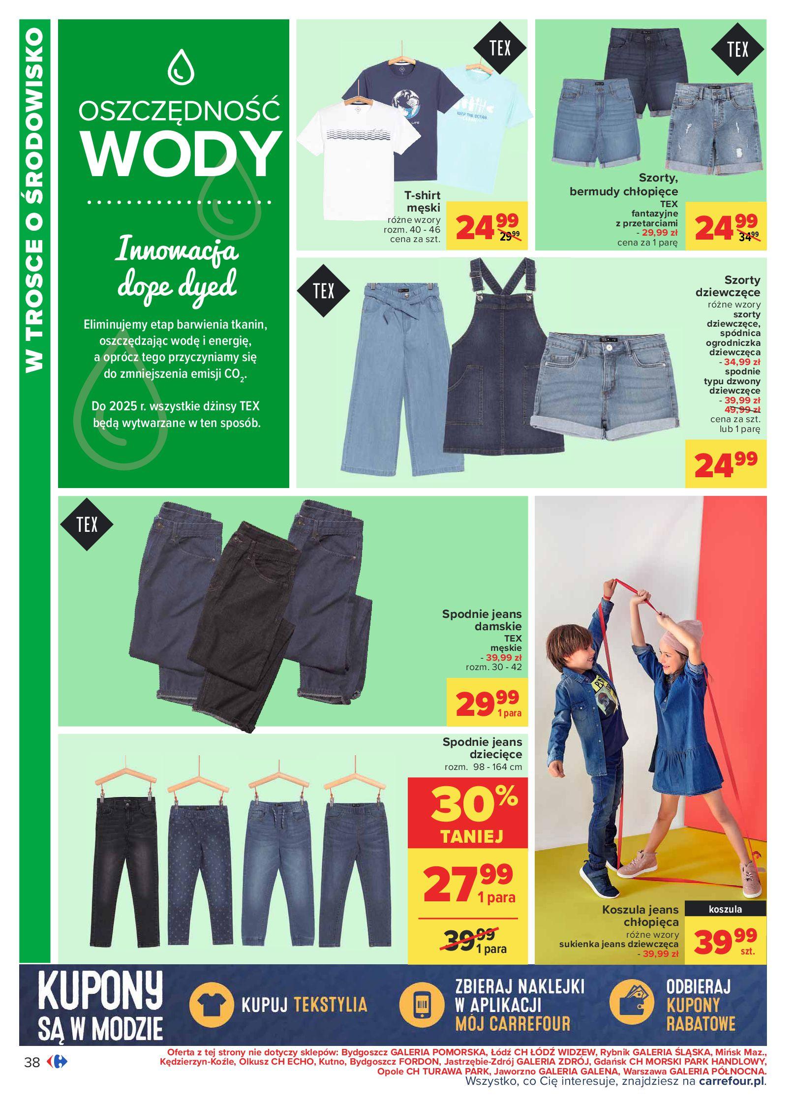 Gazetka Carrefour: Oferta handlowa od 04.05 2021-05-04 page-38