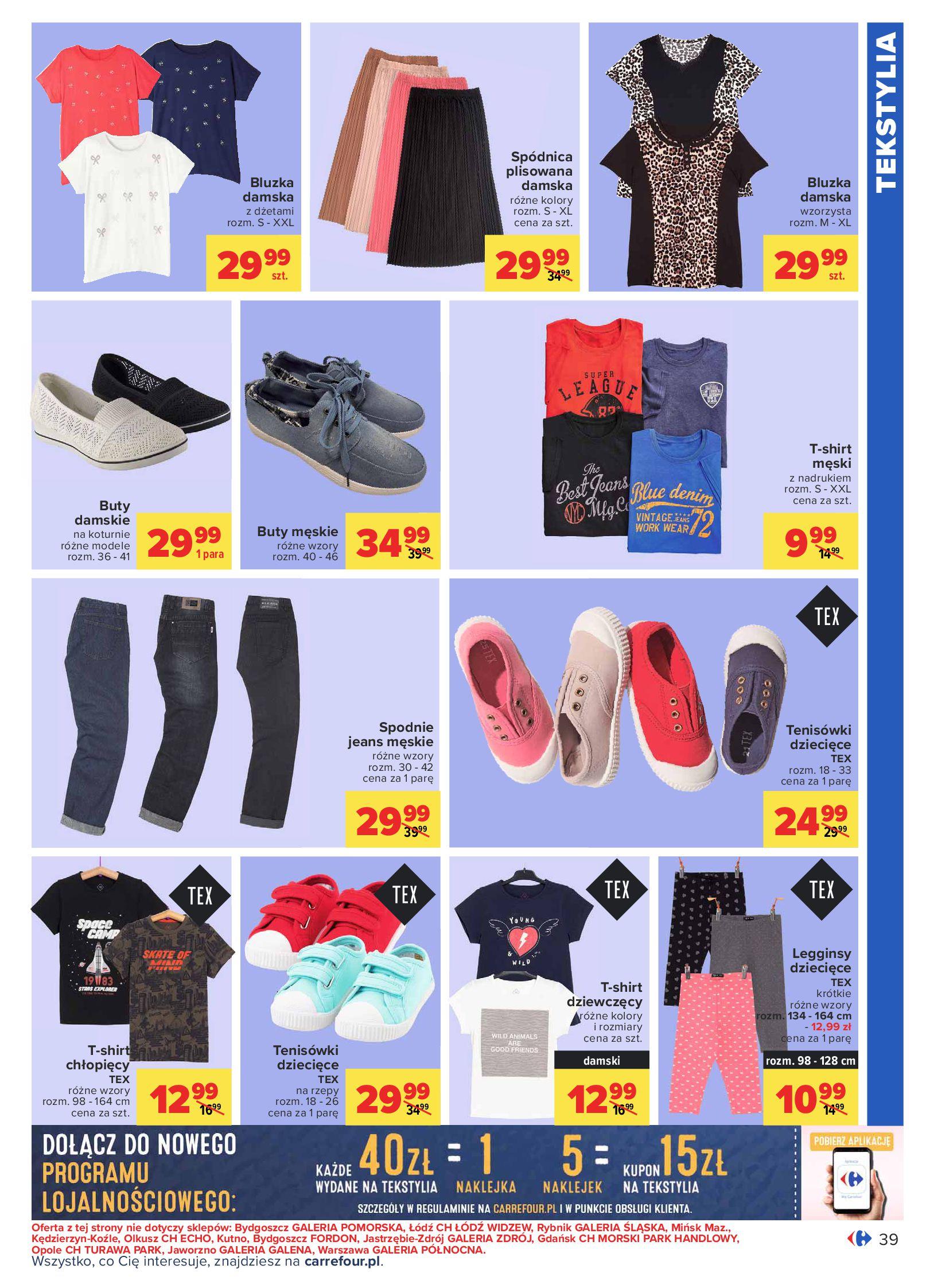 Gazetka Carrefour: Oferta handlowa od 04.05 2021-05-04 page-39