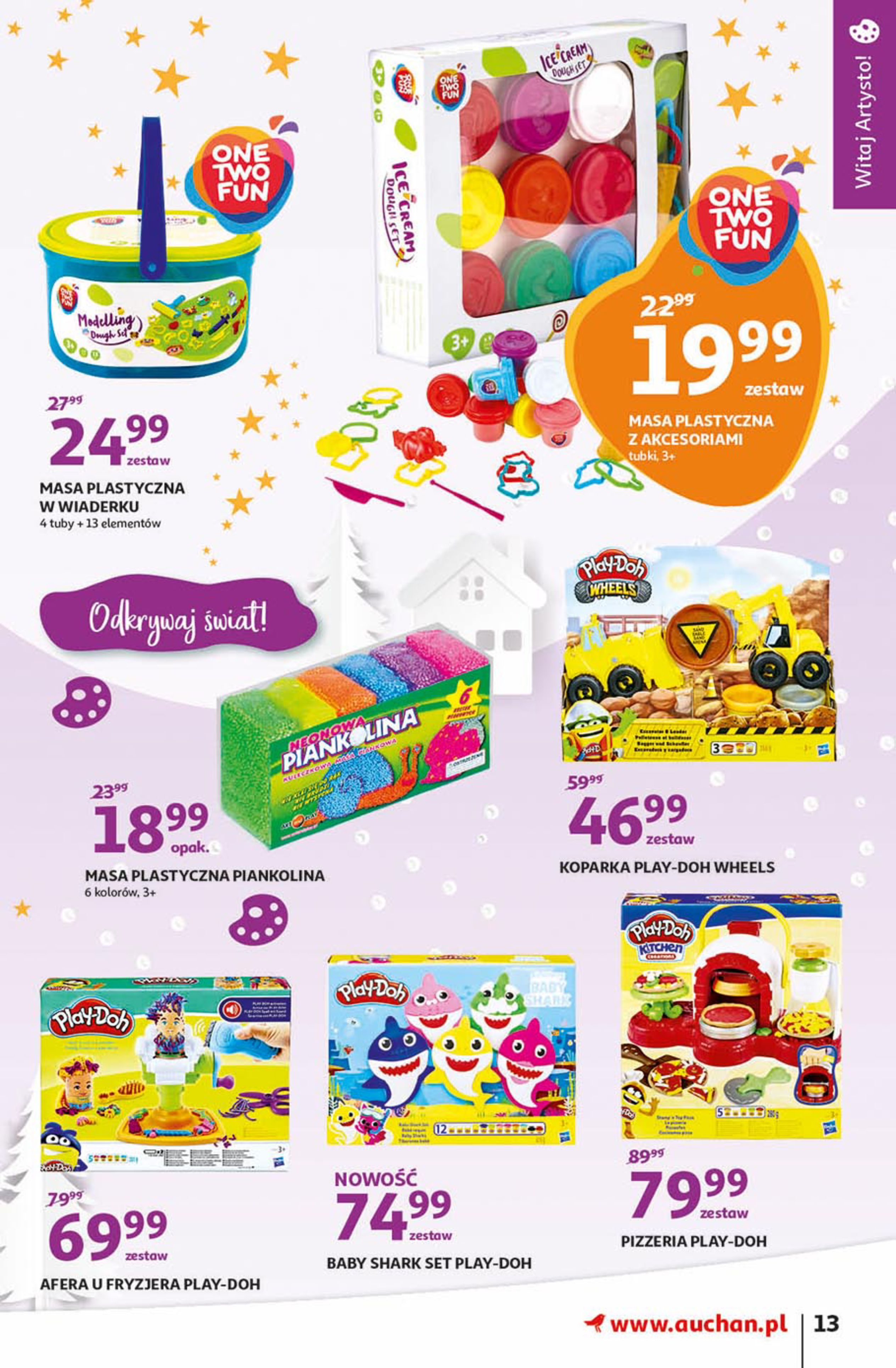 Gazetka Auchan - Magia zabawek Hipermarkety-06.11.2019-20.11.2019-page-13