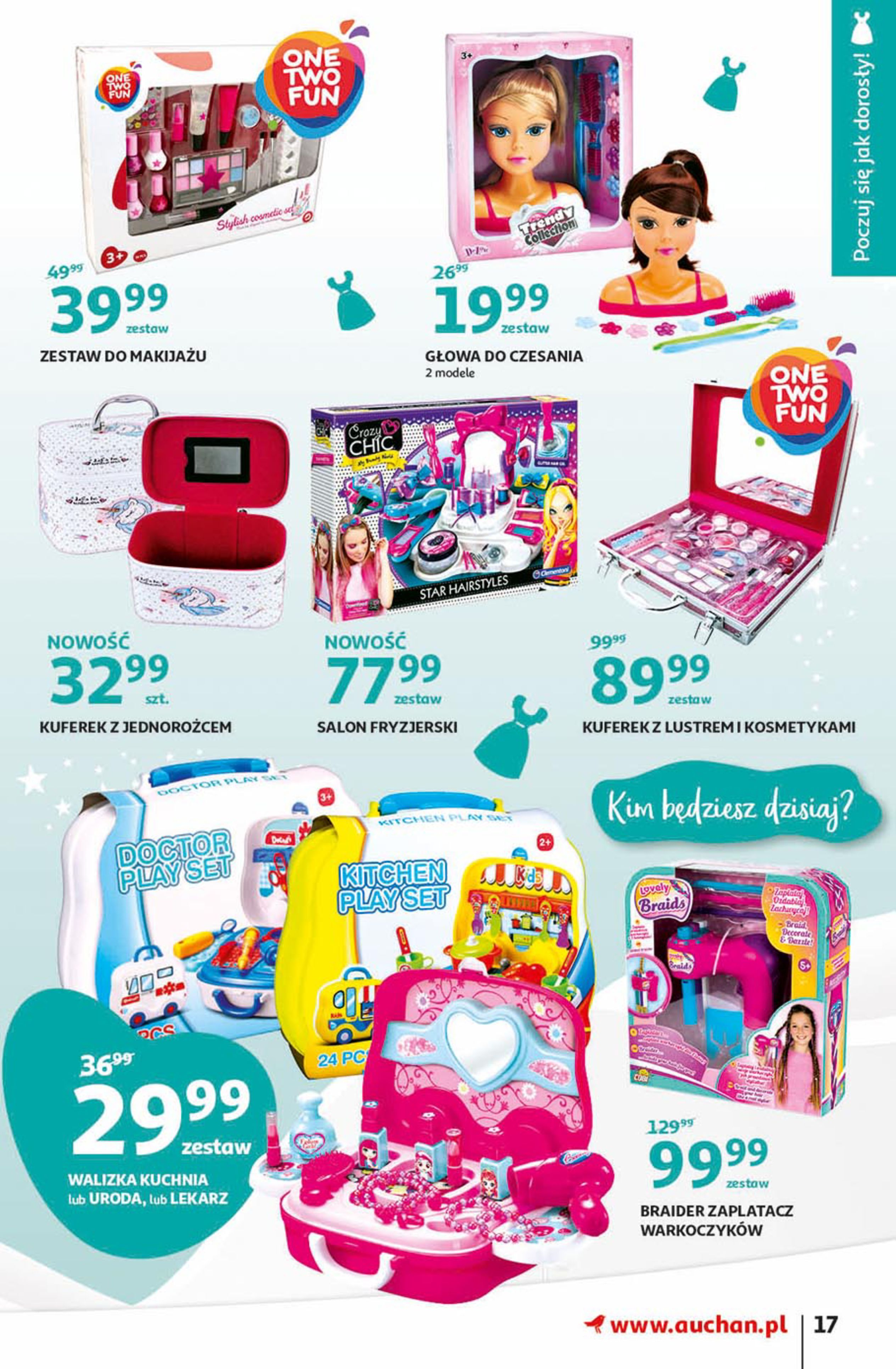 Gazetka Auchan - Magia zabawek Hipermarkety-06.11.2019-20.11.2019-page-17