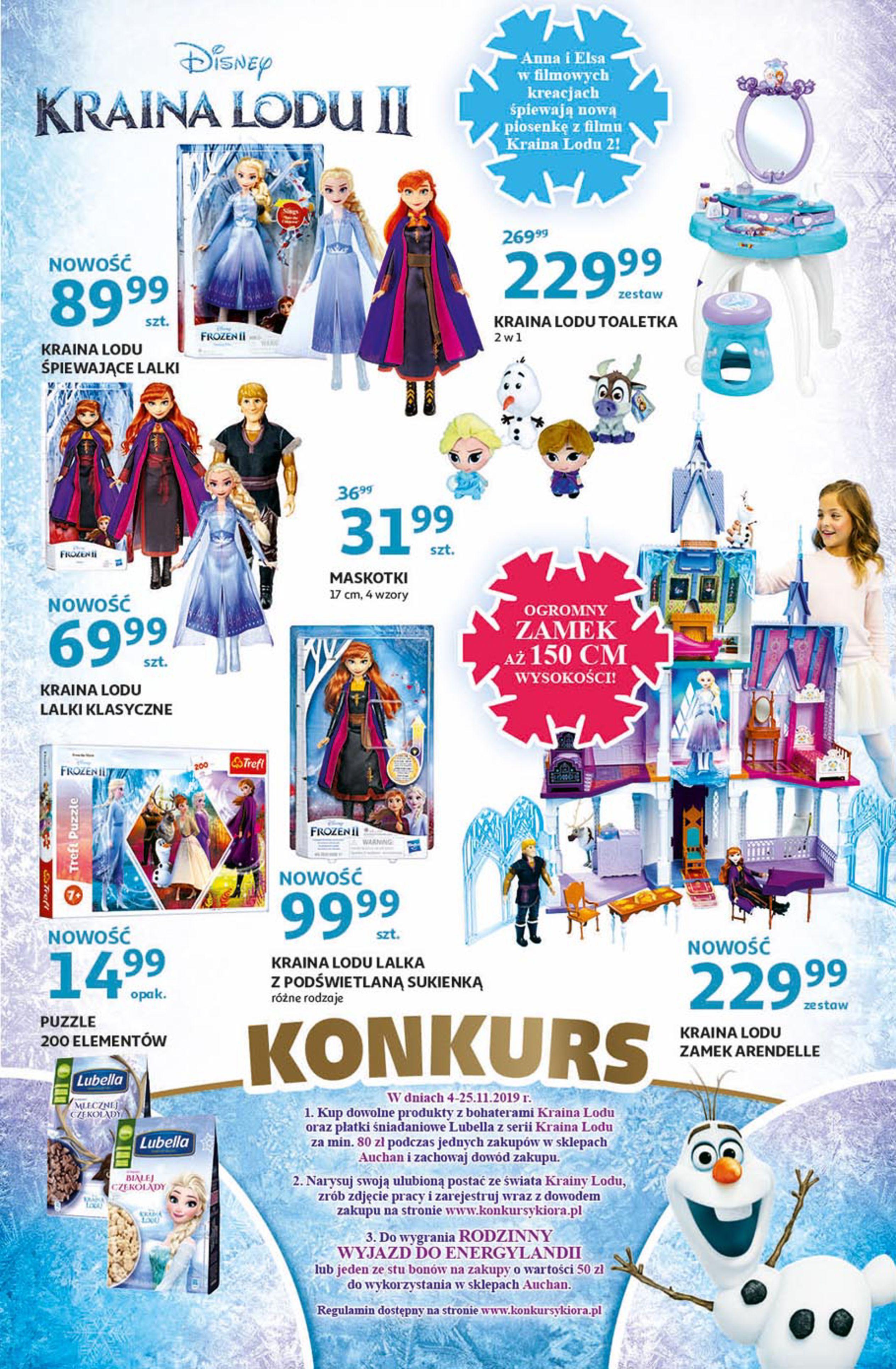 Gazetka Auchan - Magia zabawek Hipermarkety-06.11.2019-20.11.2019-page-21