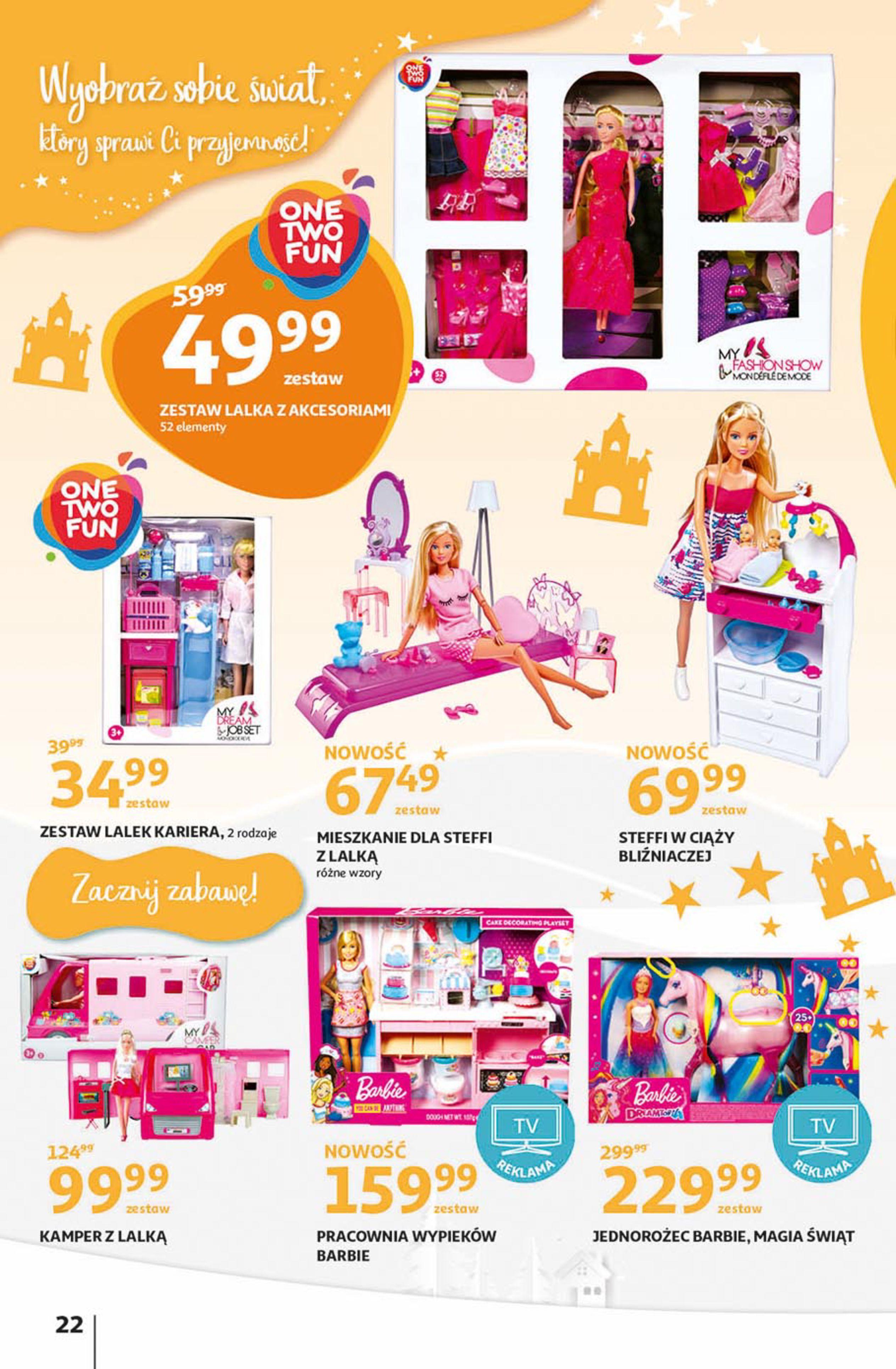 Gazetka Auchan - Magia zabawek Hipermarkety-06.11.2019-20.11.2019-page-22