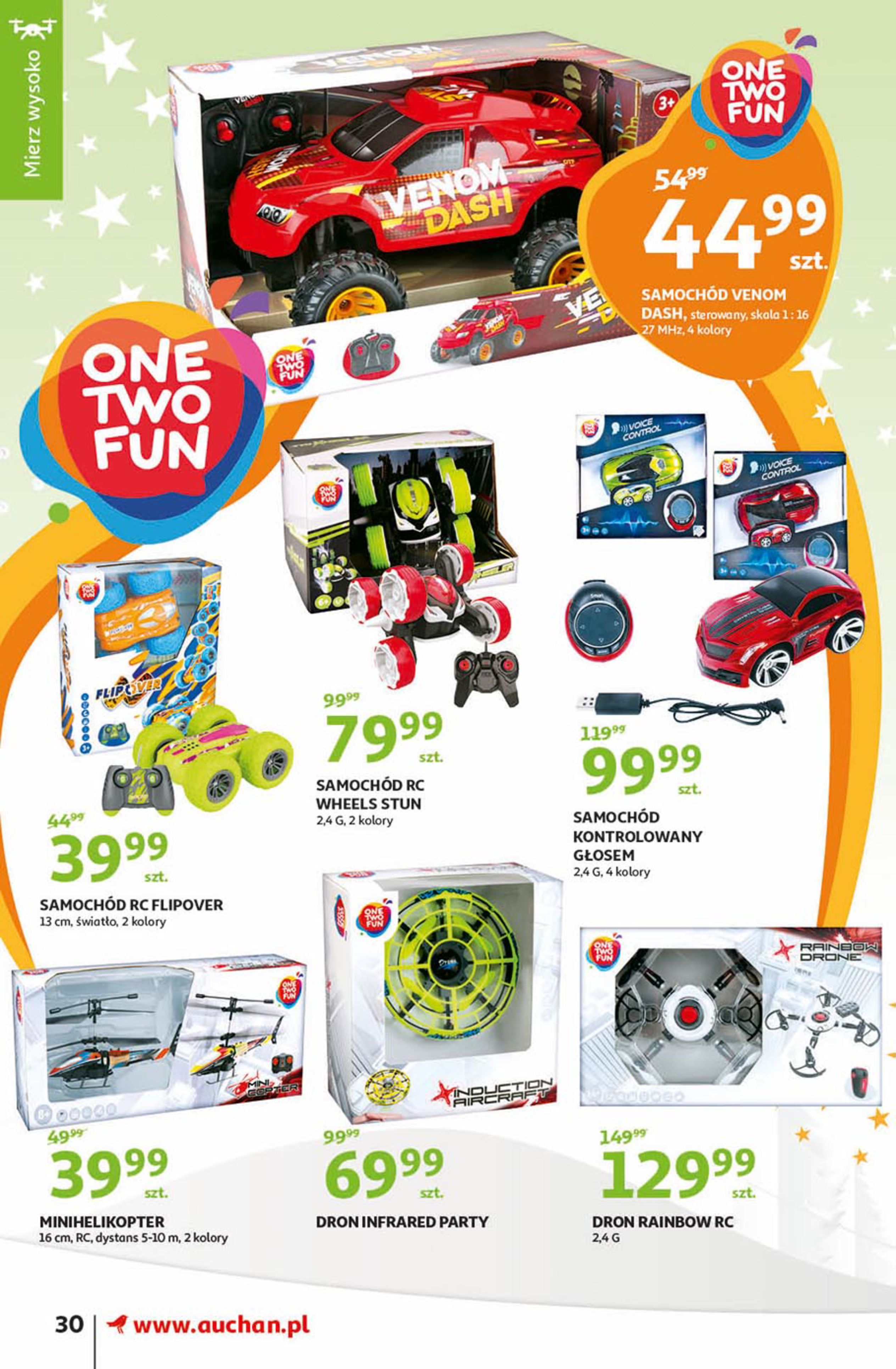 Gazetka Auchan - Magia zabawek Hipermarkety-06.11.2019-20.11.2019-page-30
