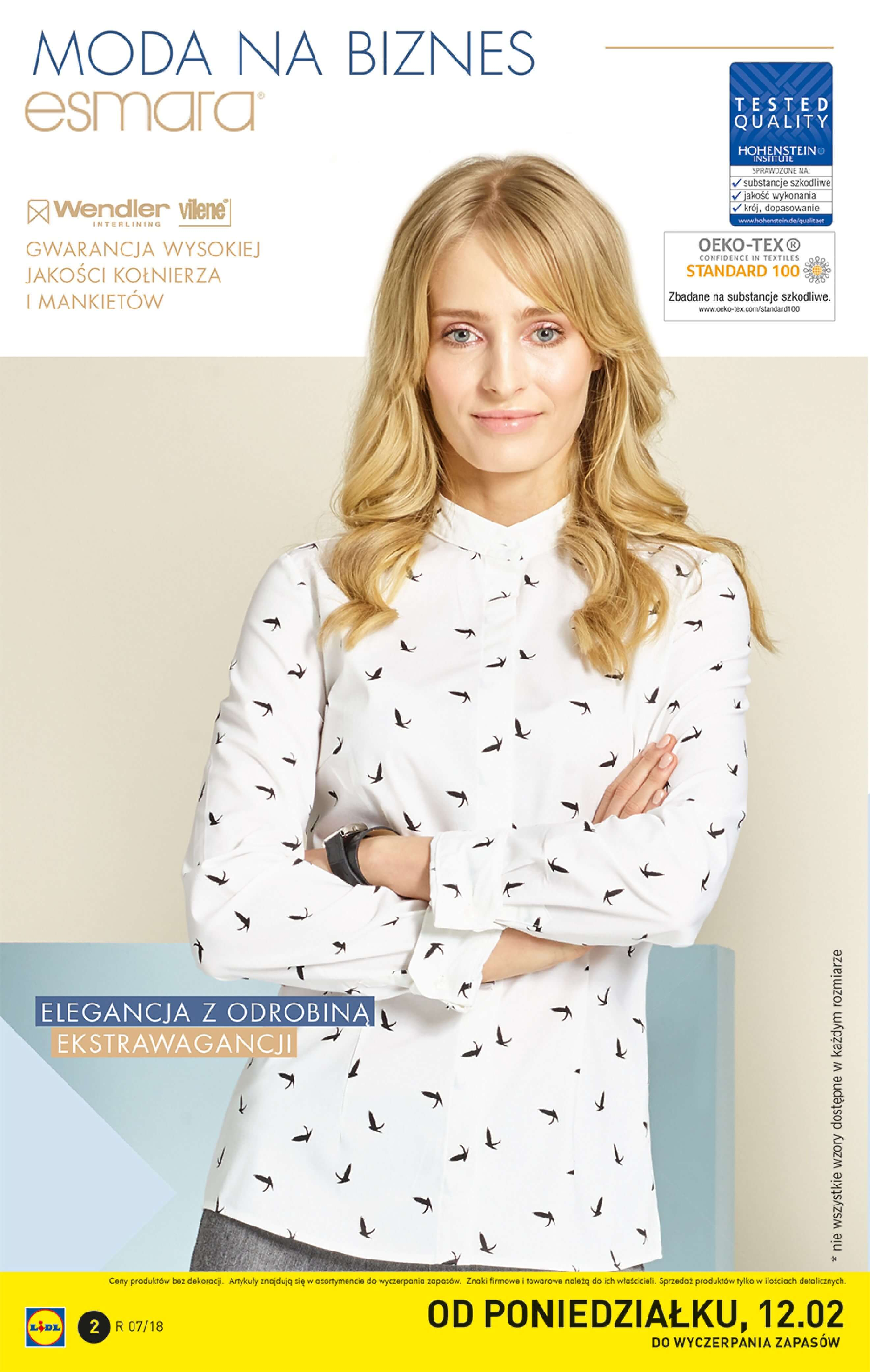 Gazetka Lidl - Katalog-11.02.2018-18.02.2018-page-2