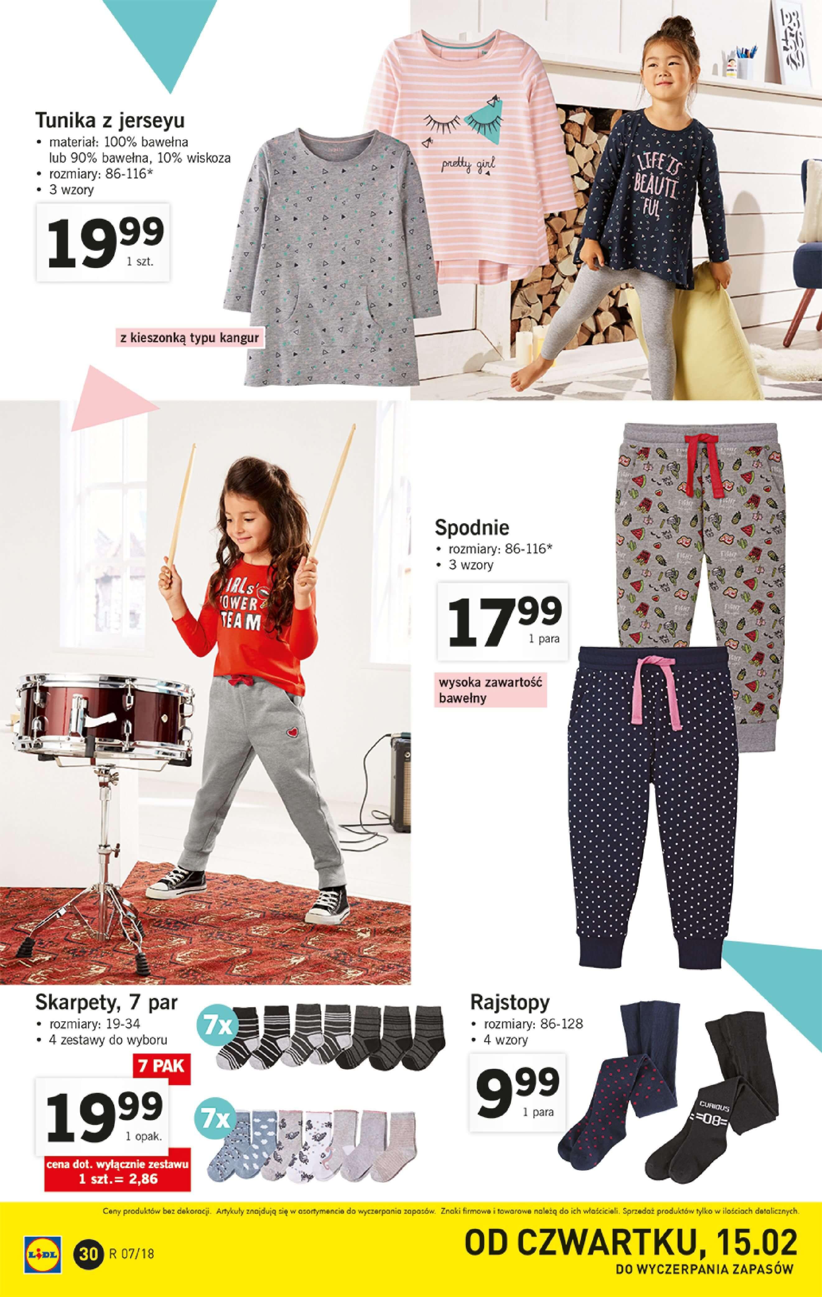 Gazetka Lidl - Katalog-11.02.2018-18.02.2018-page-30