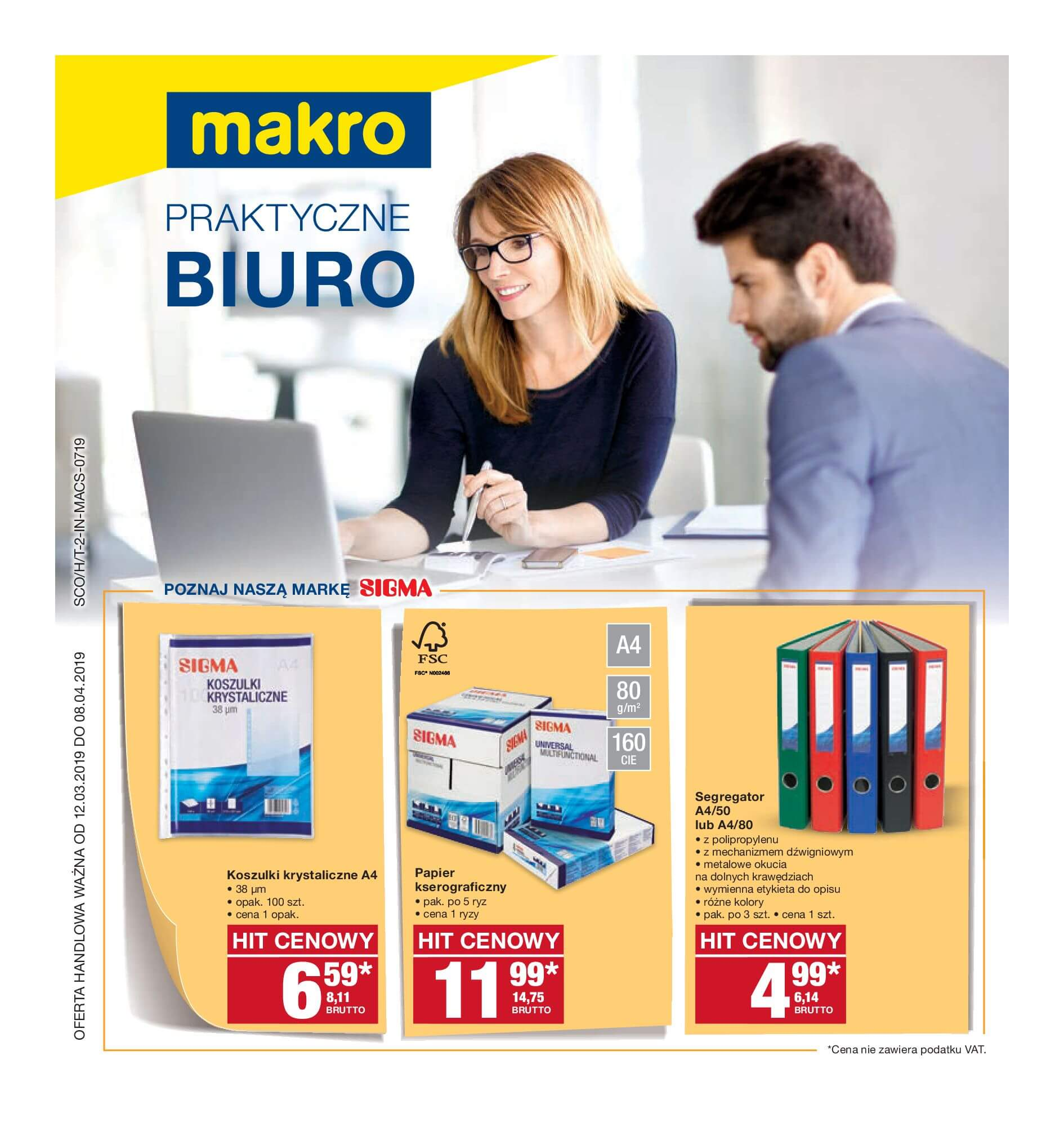 Gazetka Makro - Praktyczne biuro-11.03.2019-25.03.2019-page-