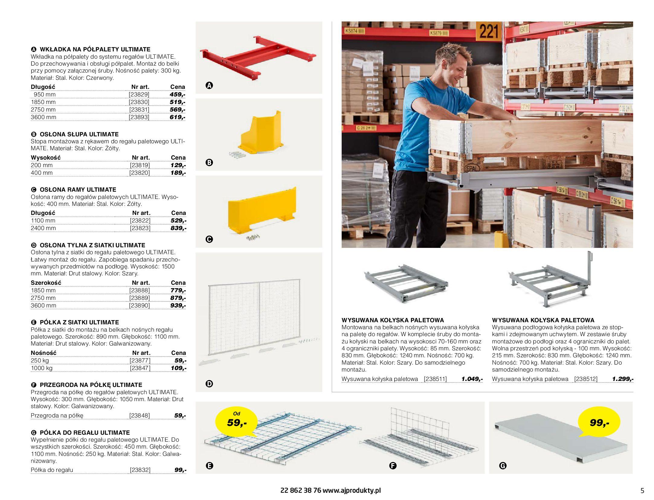 Gazetka AJ Produkty: Gazetka AJ Produkty - katalog przemysł i warsztat 2021-05-07 page-5