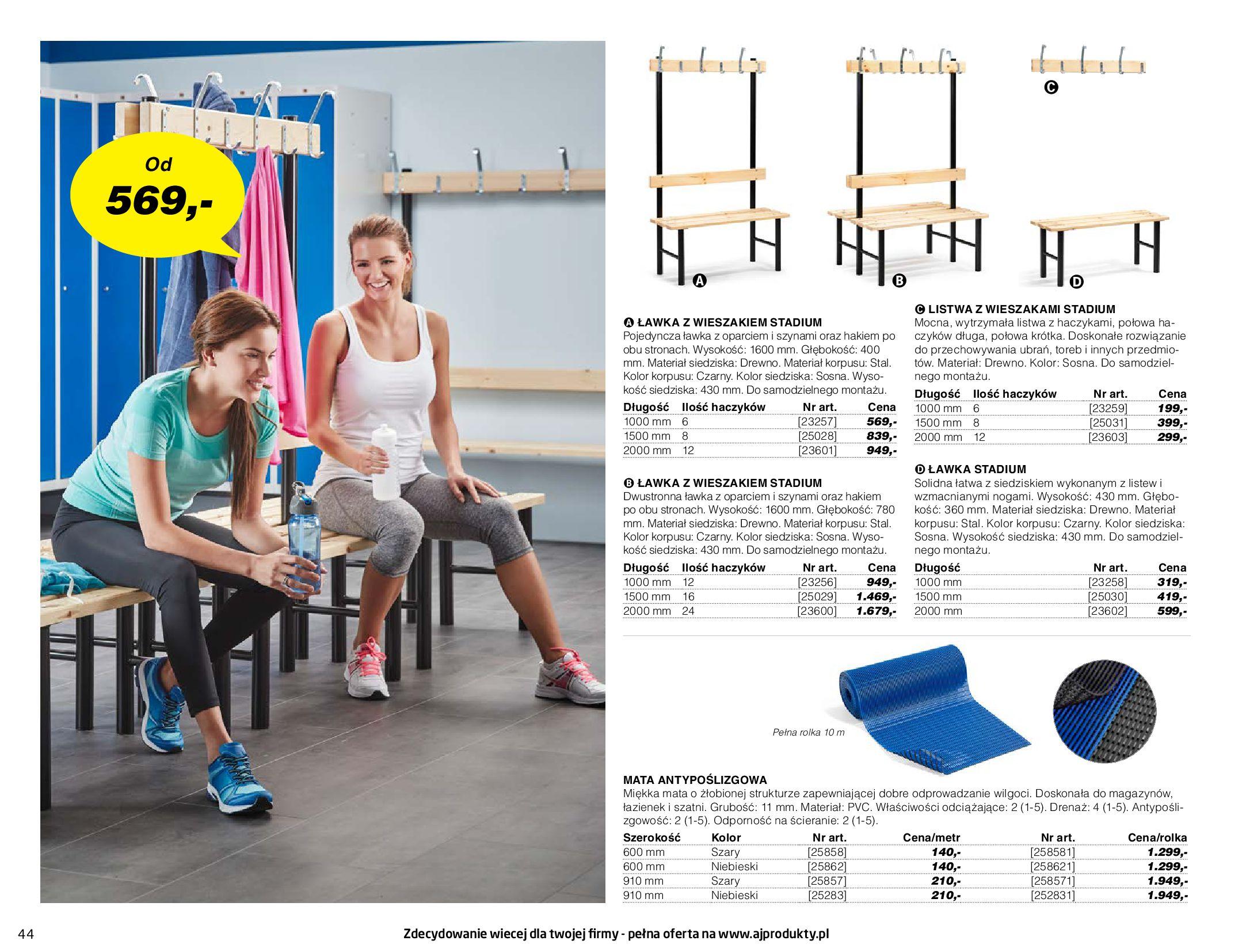 Gazetka AJ Produkty: Gazetka AJ Produkty - katalog przemysł i warsztat 2021-05-07 page-44