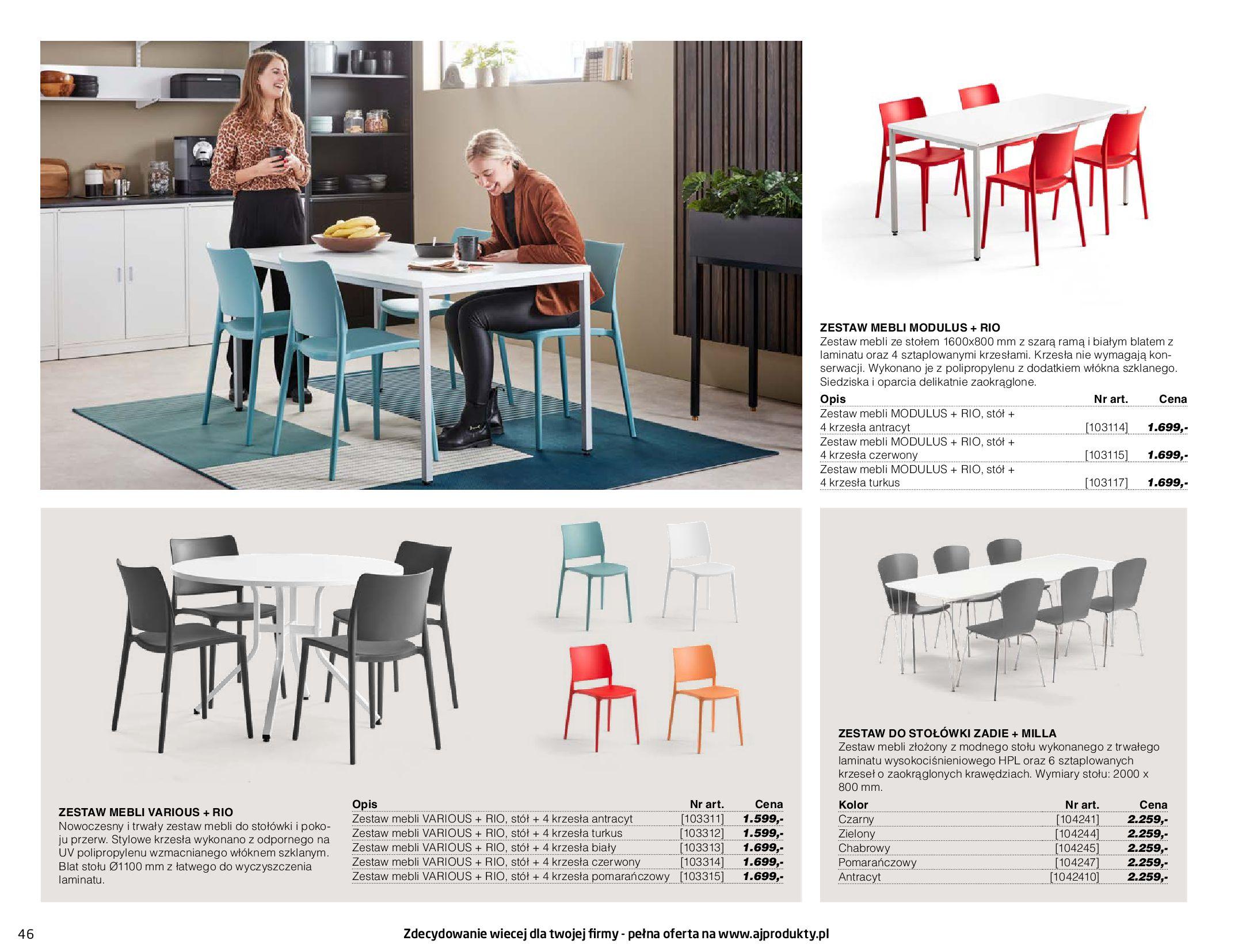 Gazetka AJ Produkty: Gazetka AJ Produkty - katalog przemysł i warsztat 2021-05-07 page-46