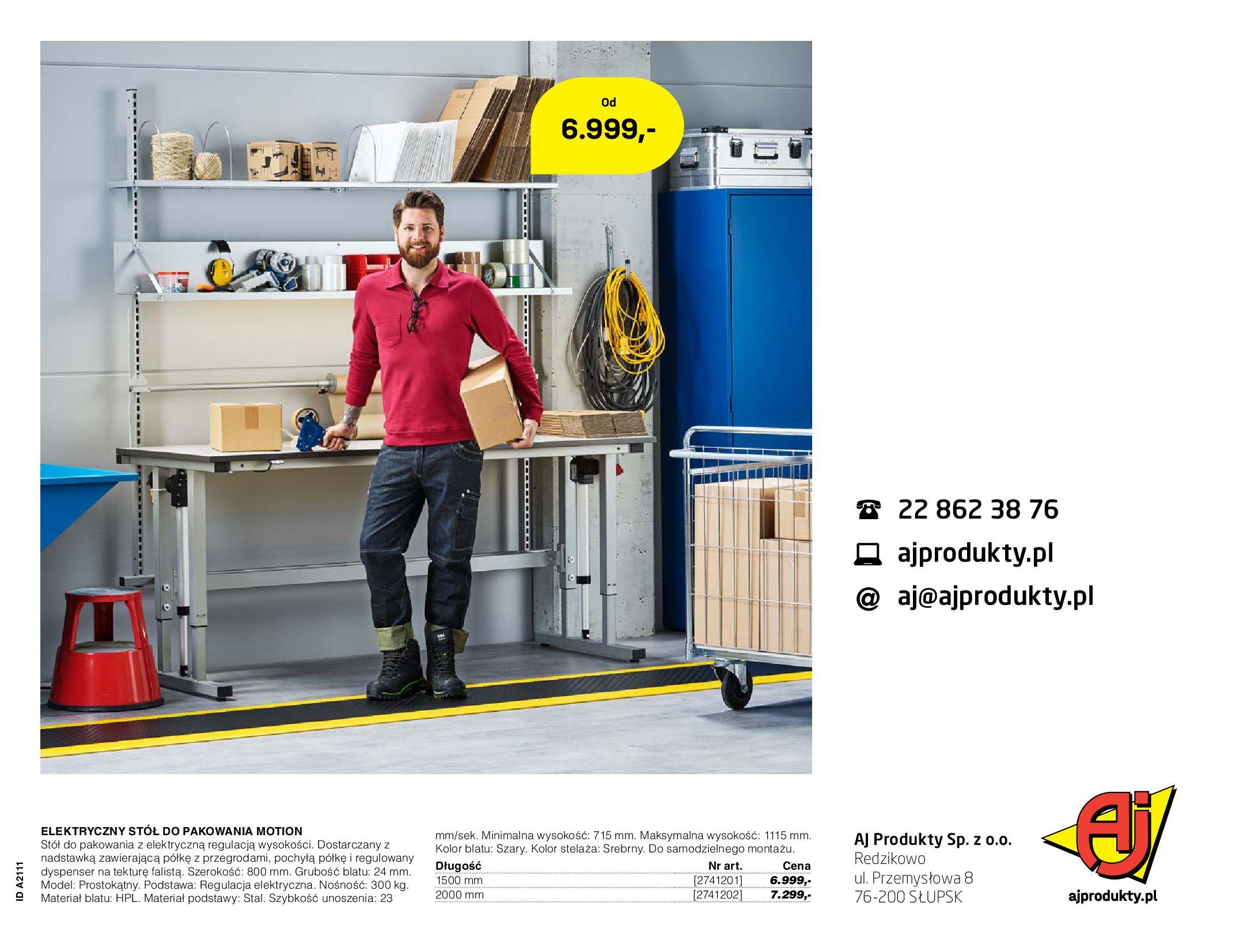 Gazetka AJ Produkty: Gazetka AJ Produkty - katalog przemysł i warsztat 2021-05-07 page-48