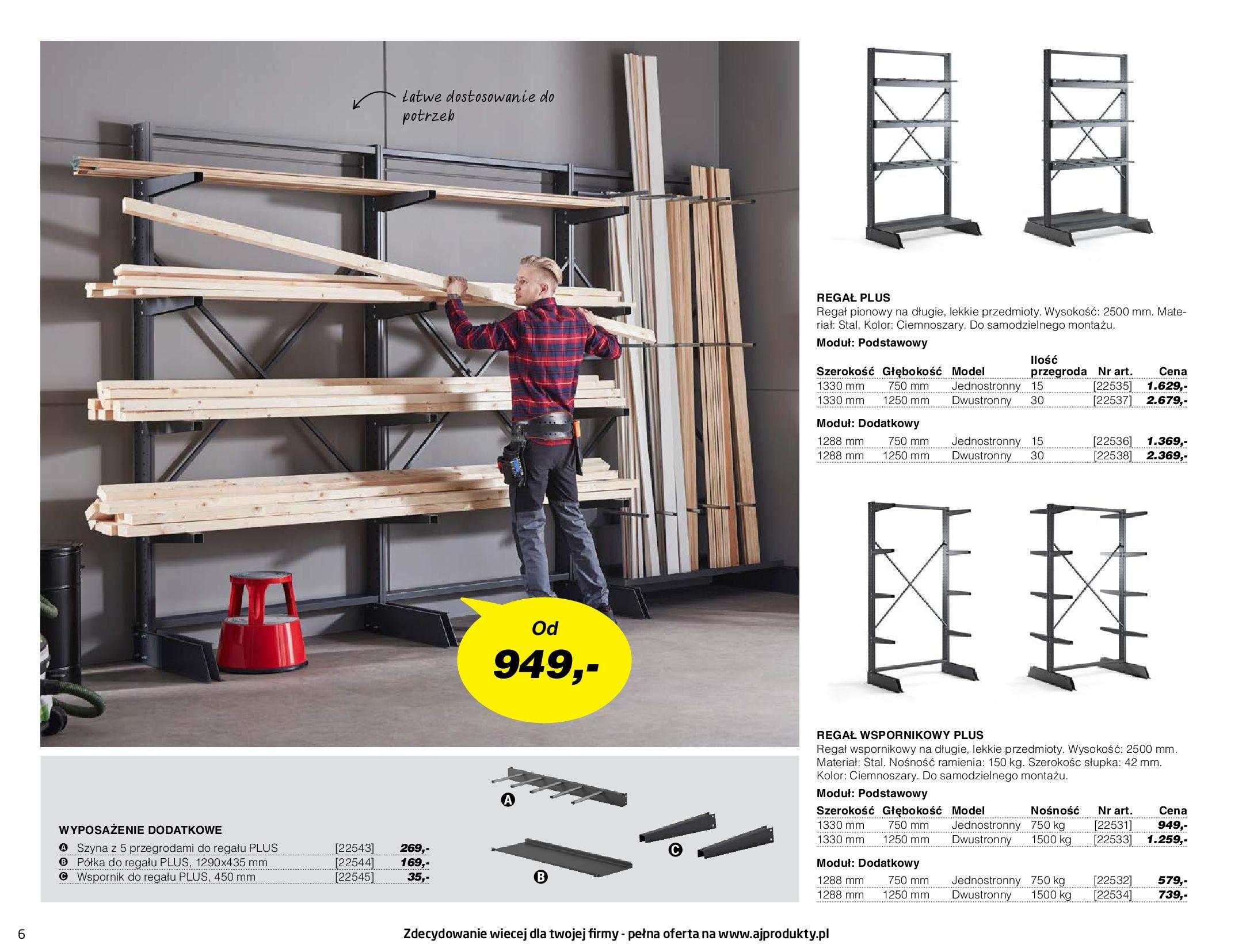 Gazetka AJ Produkty: Gazetka AJ Produkty - katalog przemysł i warsztat 2021-05-07 page-6
