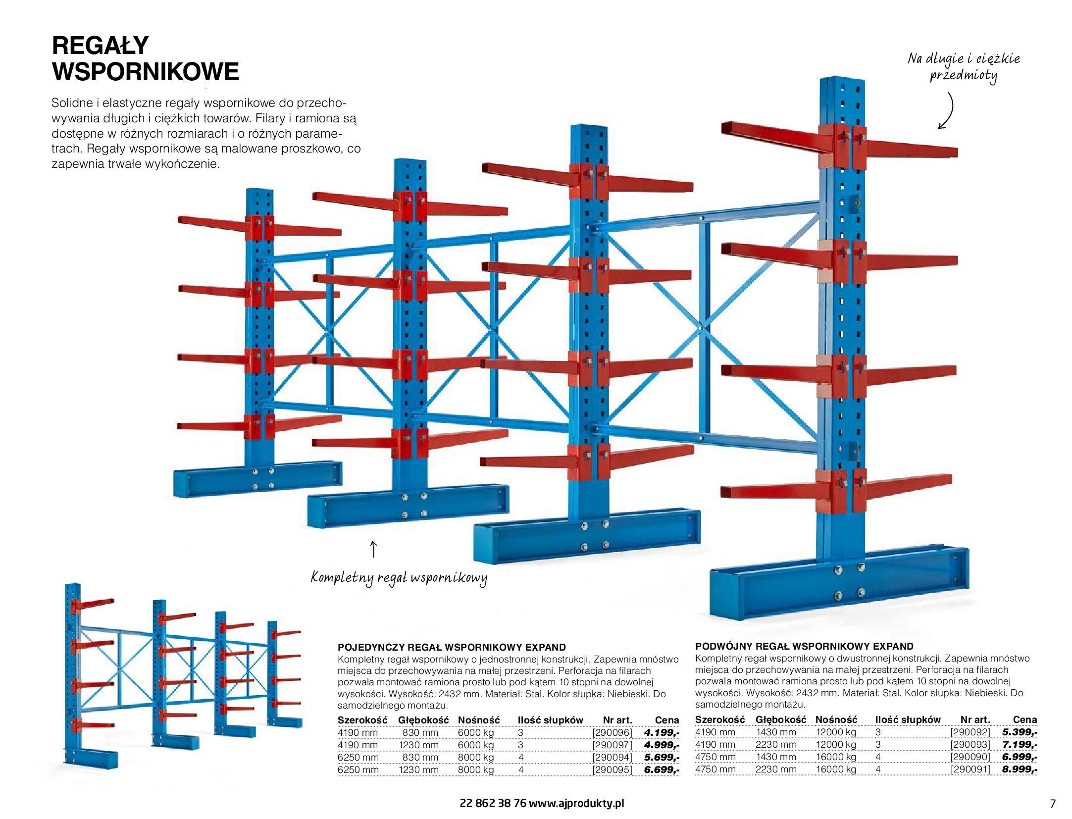 Gazetka AJ Produkty: Gazetka AJ Produkty - katalog przemysł i warsztat 2021-05-07 page-7