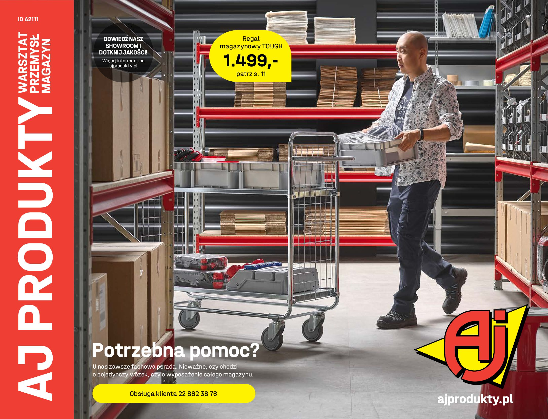 Gazetka AJ Produkty: Gazetka AJ Produkty - katalog przemysł i warsztat 2021-05-07 page-1