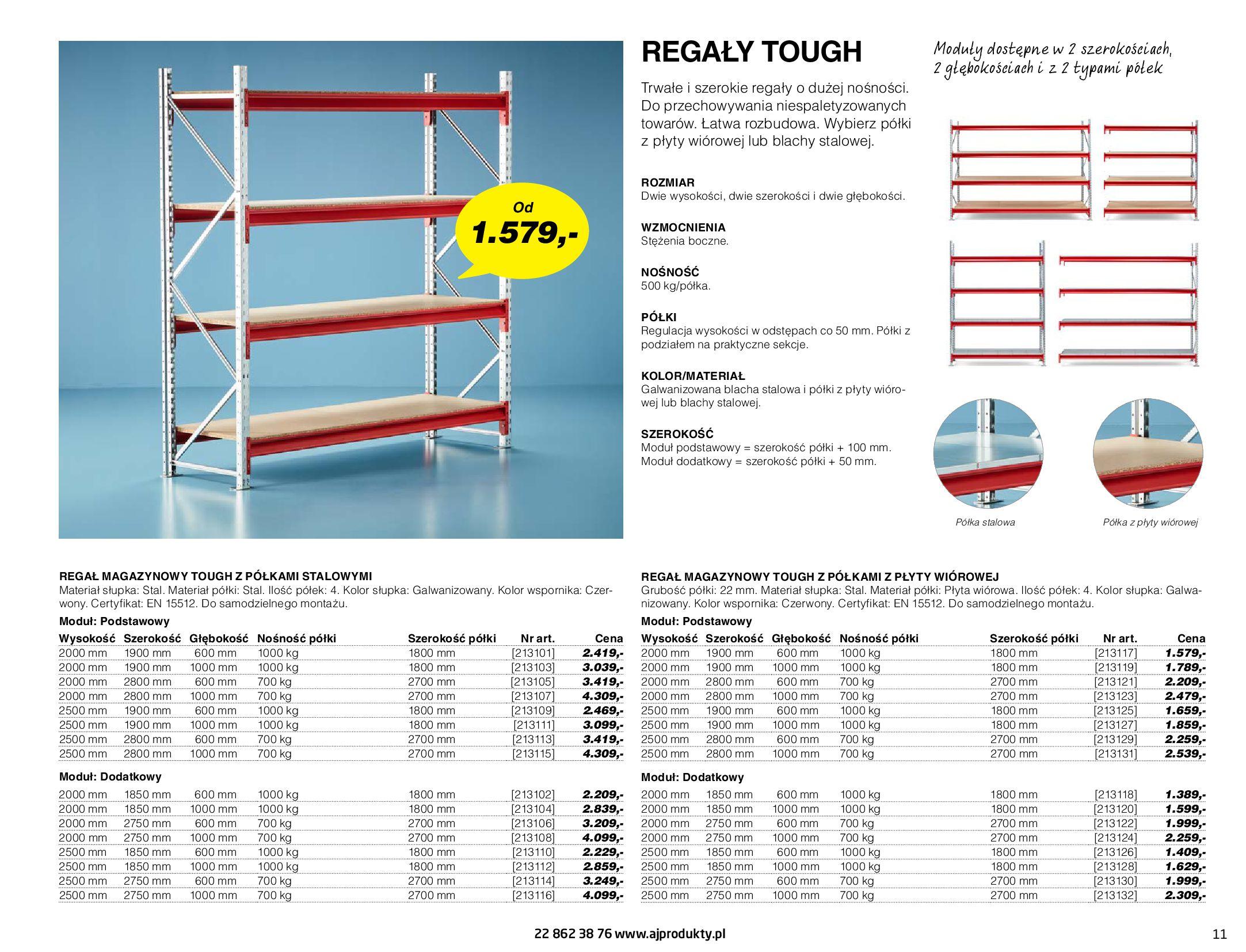 Gazetka AJ Produkty: Gazetka AJ Produkty - katalog przemysł i warsztat 2021-05-07 page-11