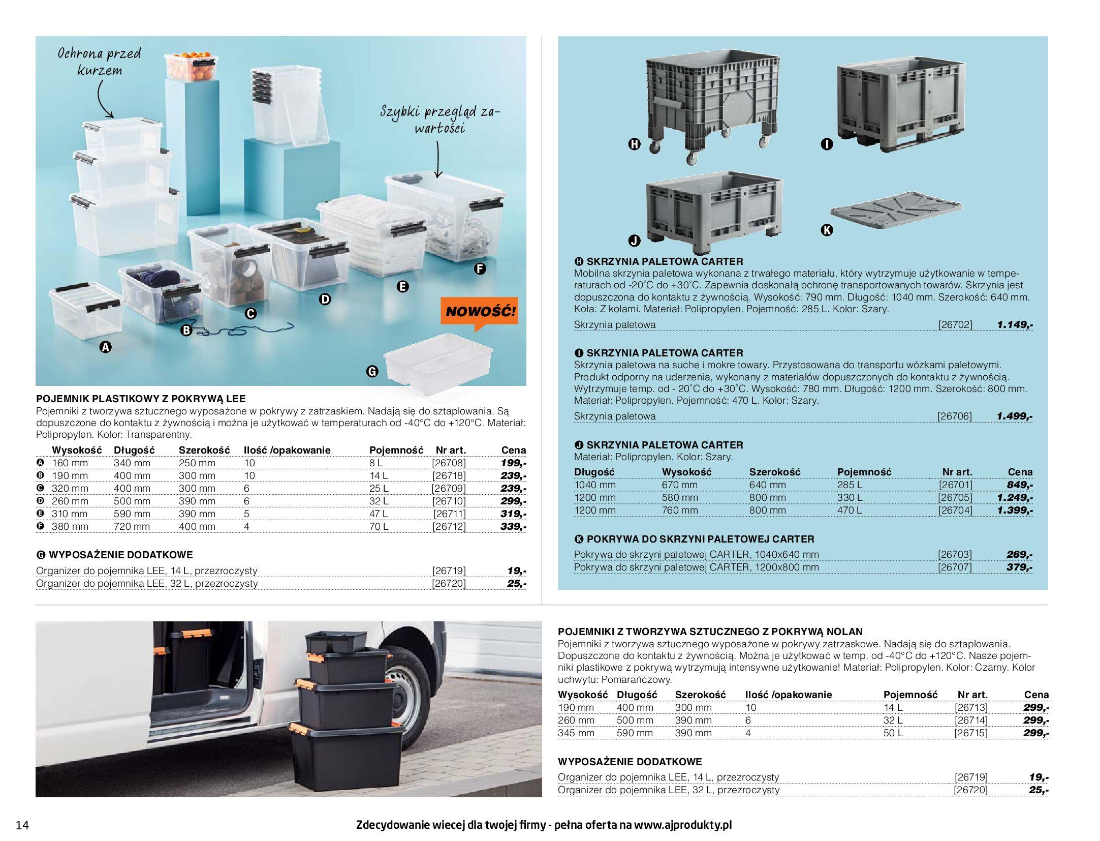 Gazetka AJ Produkty: Gazetka AJ Produkty - katalog przemysł i warsztat 2021-05-07 page-14